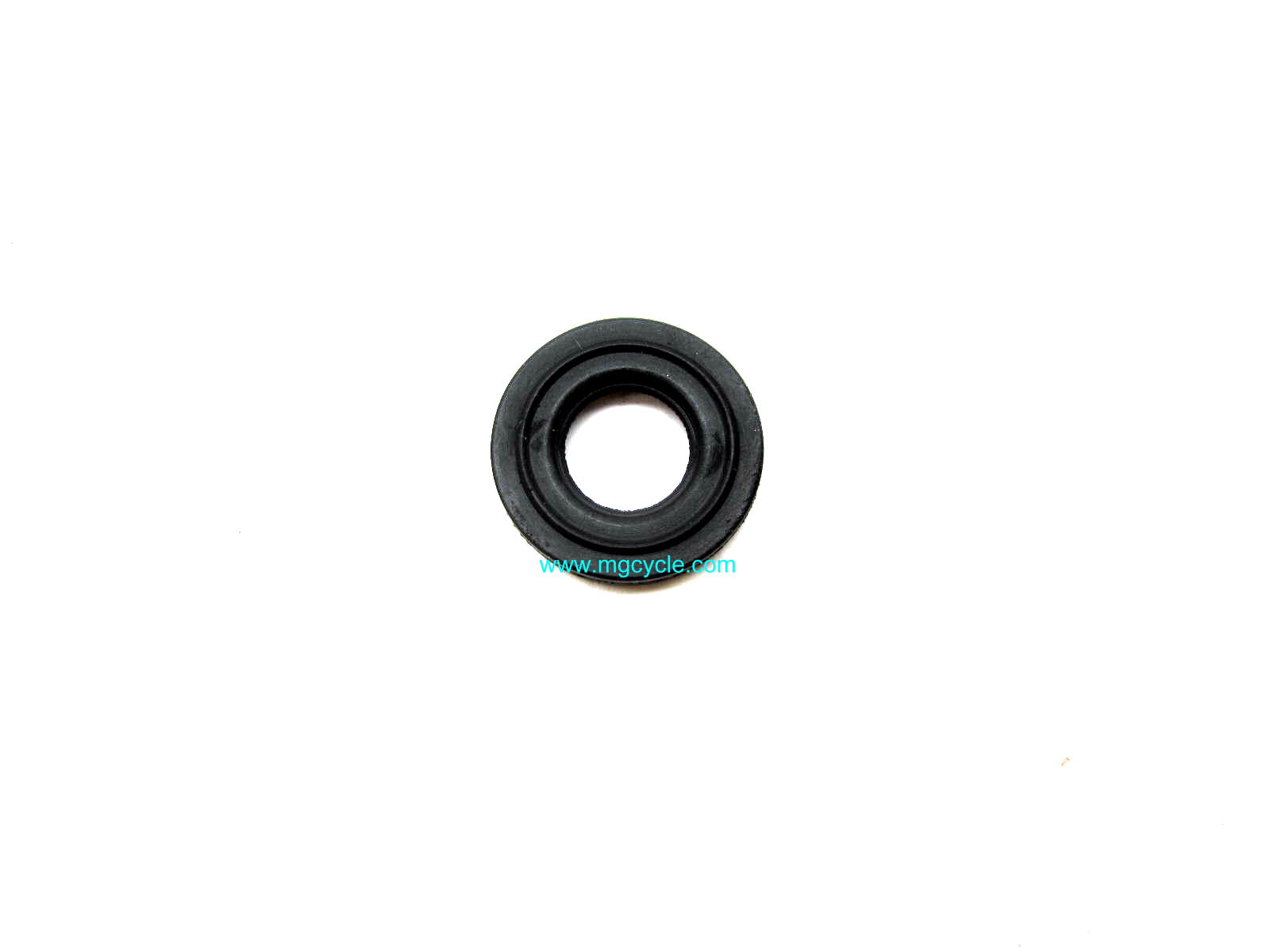 Rubber grommet: valve cover screw, early Griso 8V, Stelvio