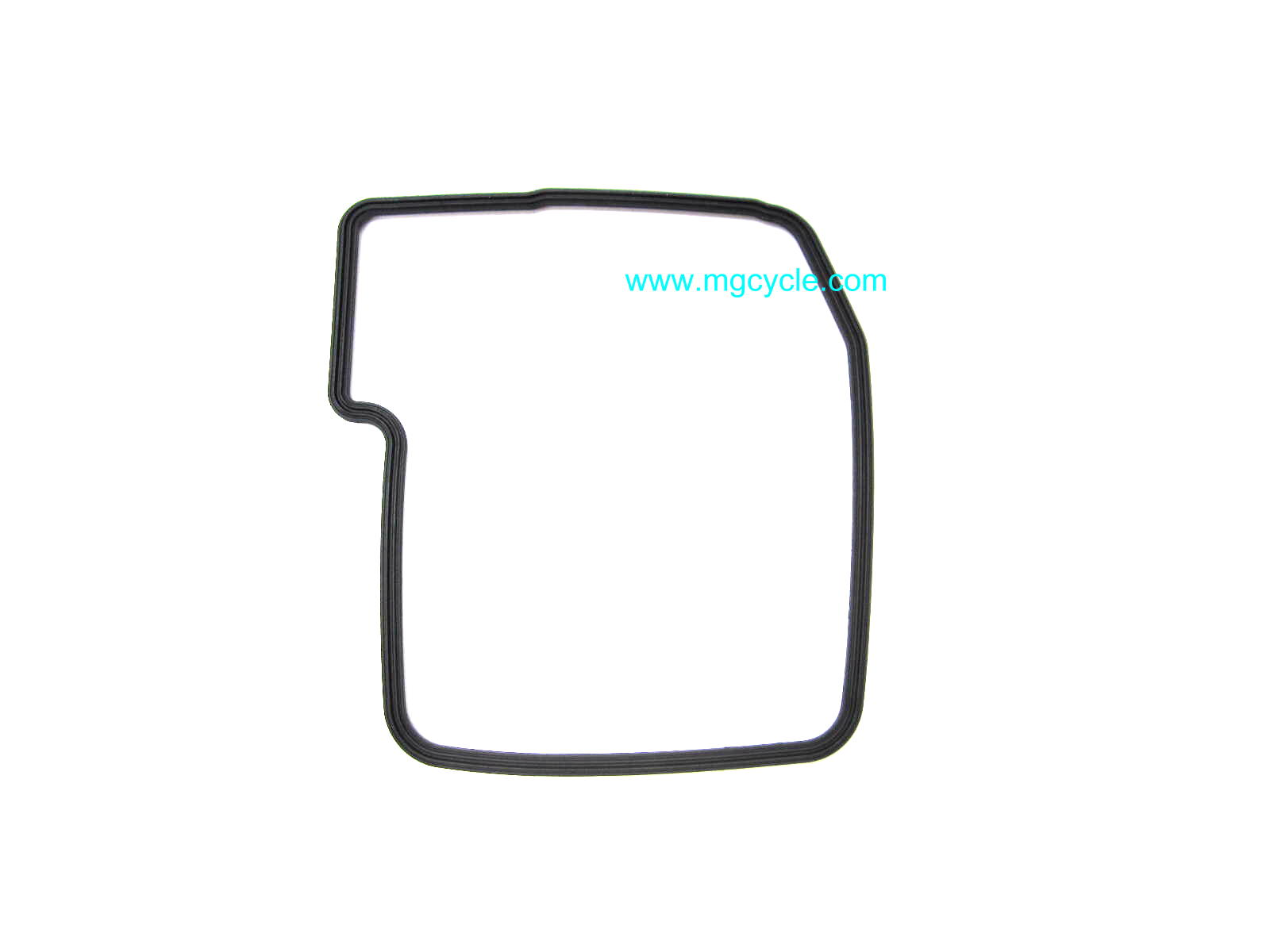 Left side valve cover gasket 1200cc 8 valve, 1400s