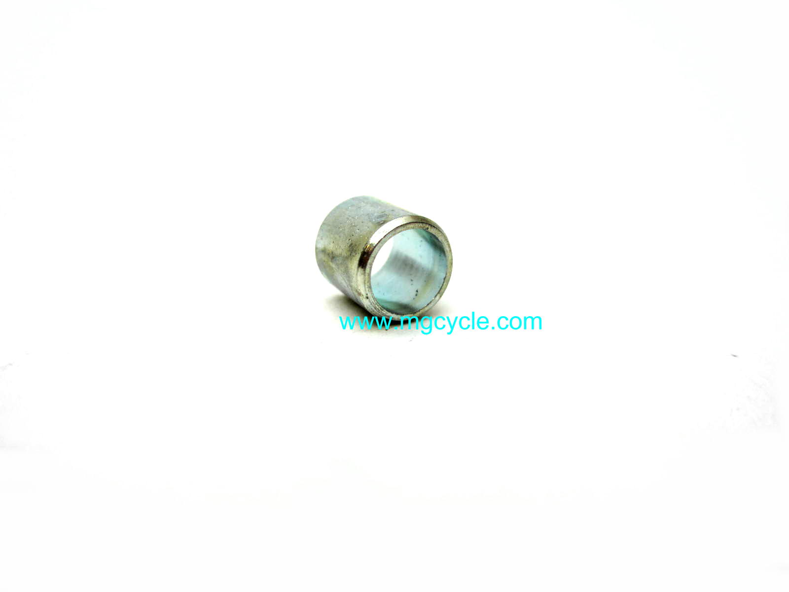Spacer, sleeve, for rubber grommet, fairing screw, metal