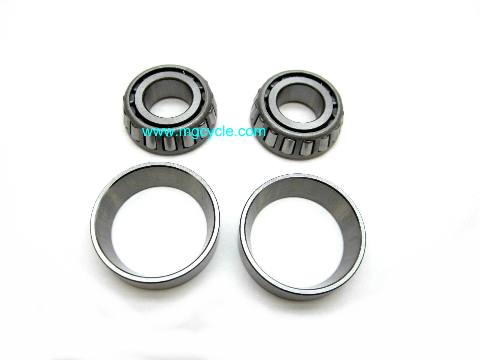 Swingarm pivot bearing set (2 bearings), many big twins