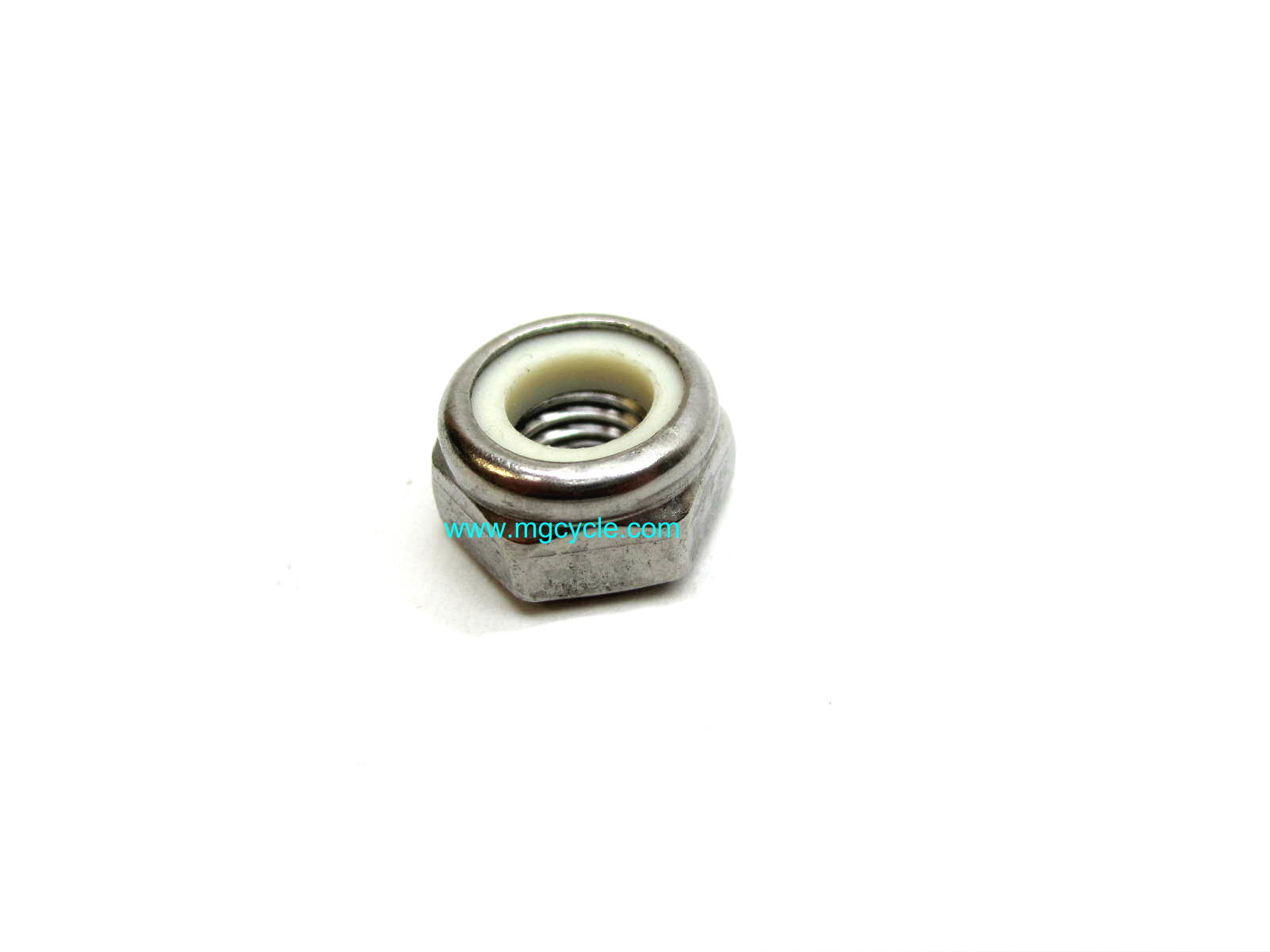M10 nylock hex nut stainless, centerstand nuts, etc