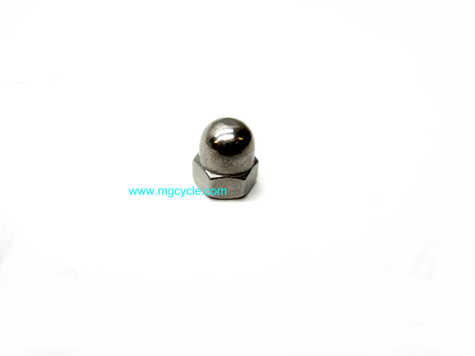 stainless steel acorn nut 6mm