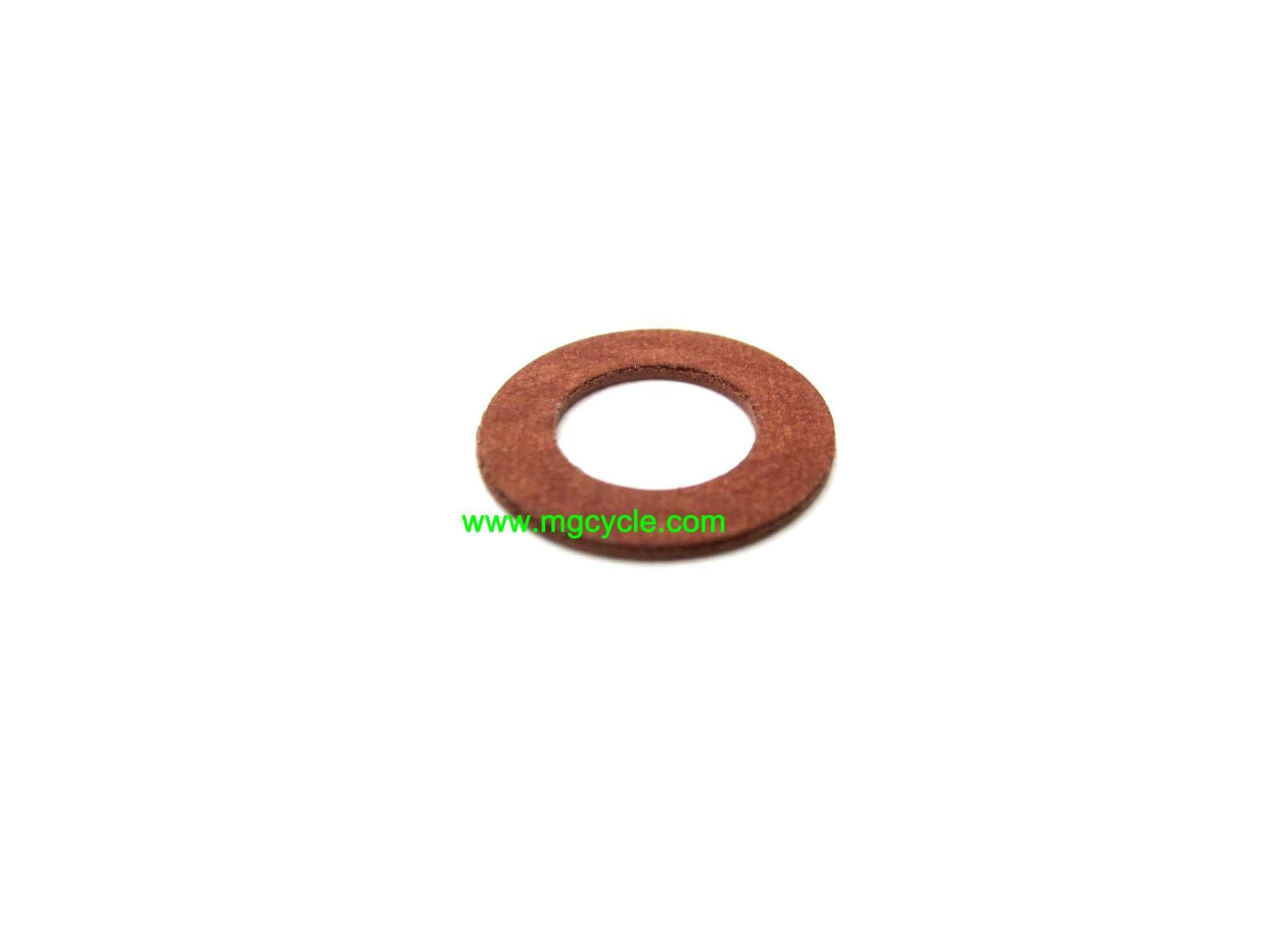 Fiber sealing washer 10mm level and drain plugs trans rear drive