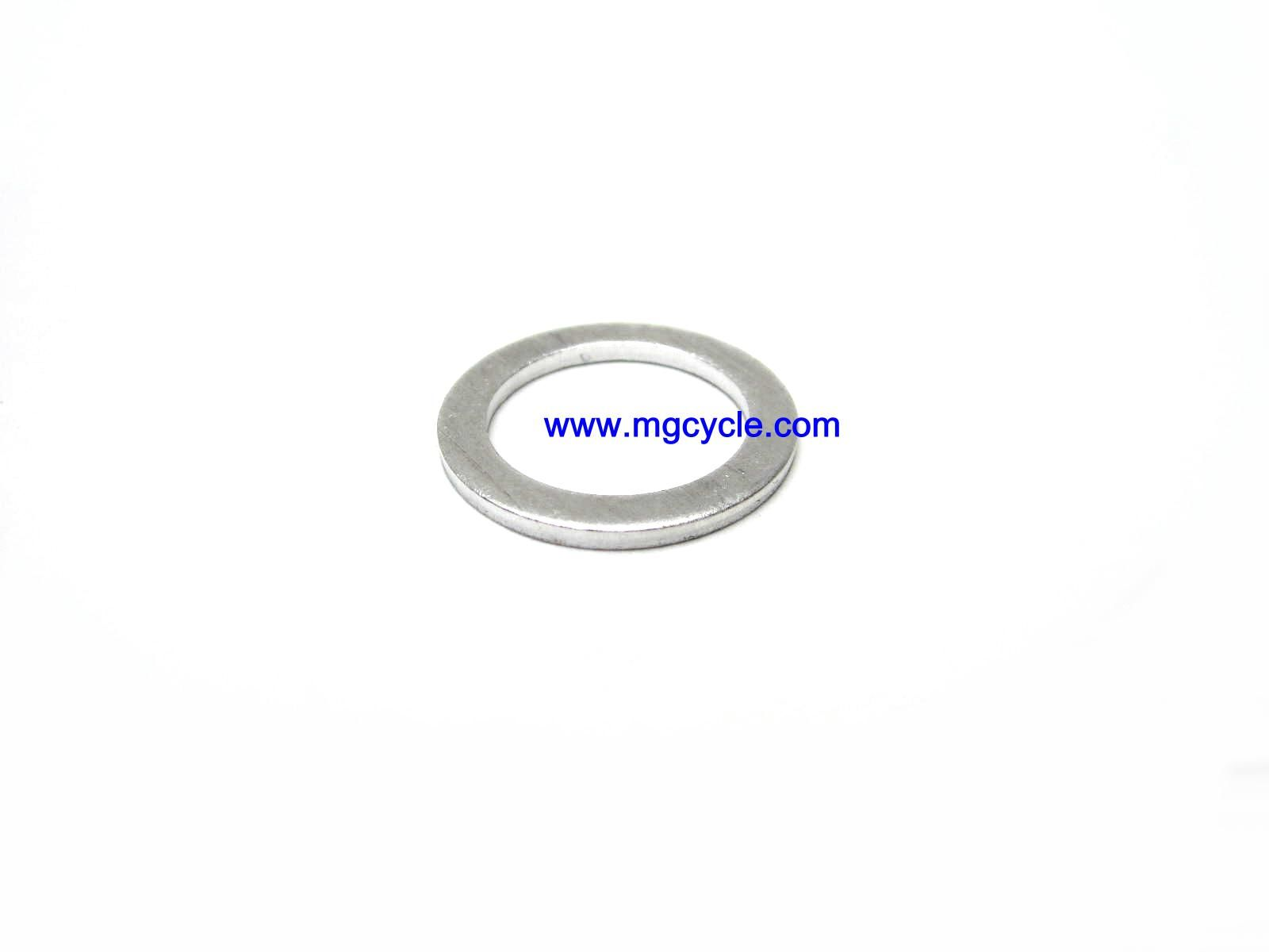 20mm aluminum sealing washer, most engine oil drain plugs