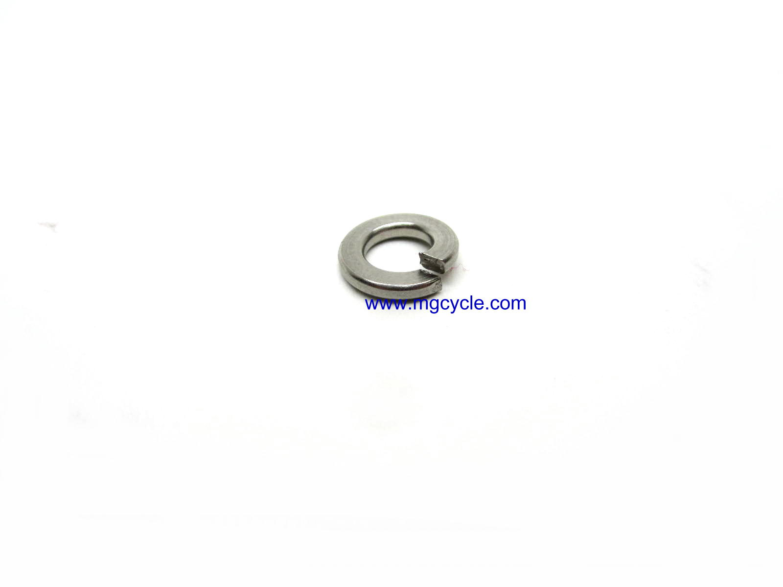 6mm stainless split lock washer