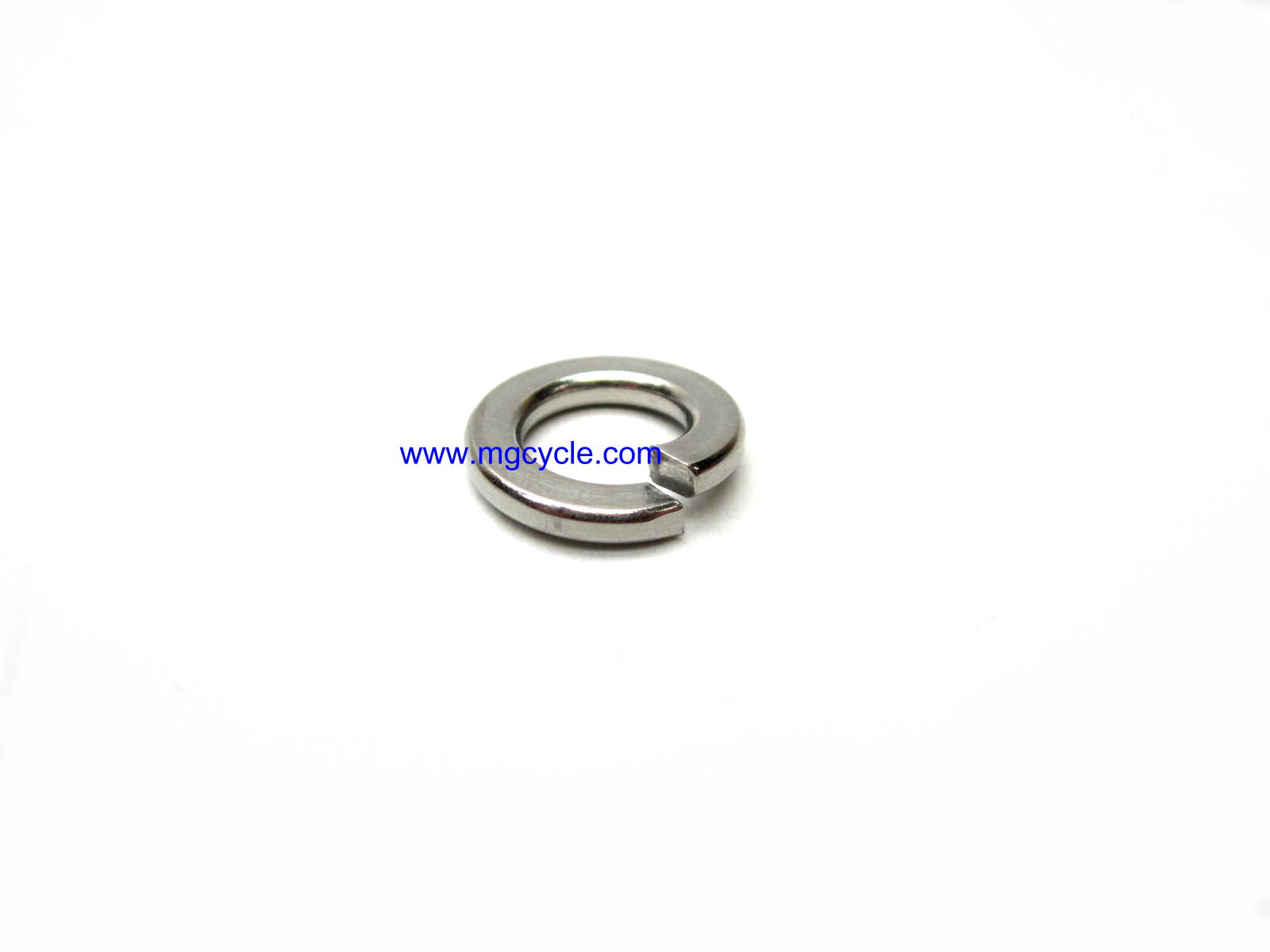 8mm split lock washer, stainless