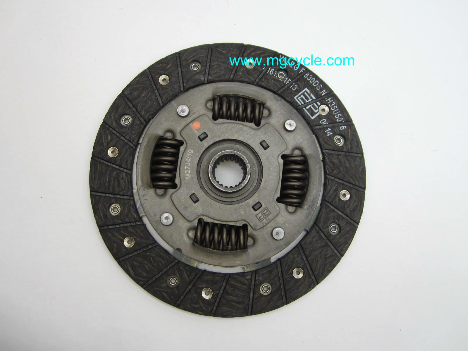 B064100 Clutch plate, California 1400, early Griso, Stelvio