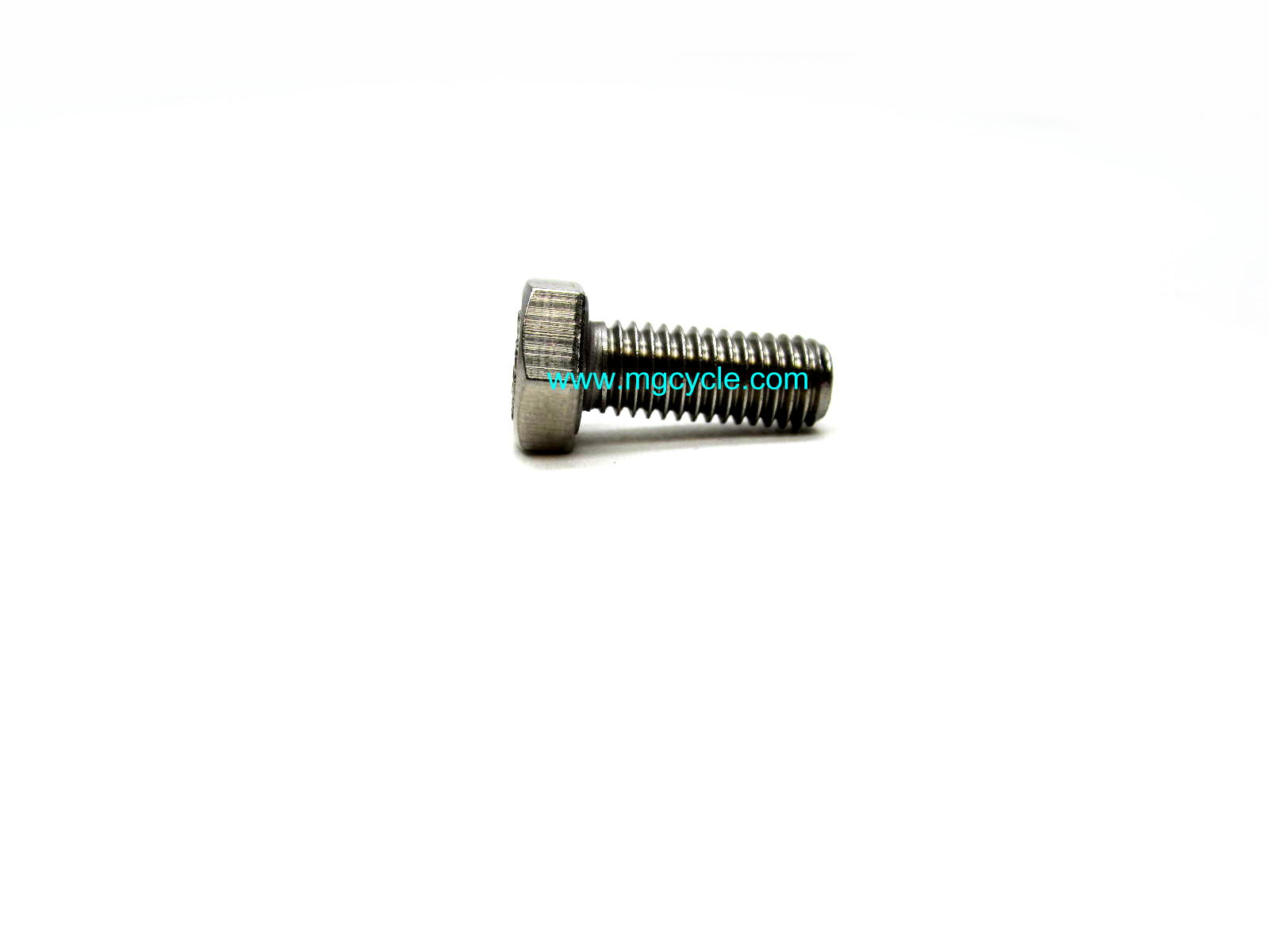 8mm x 20mm hex head bolt, stainless steel