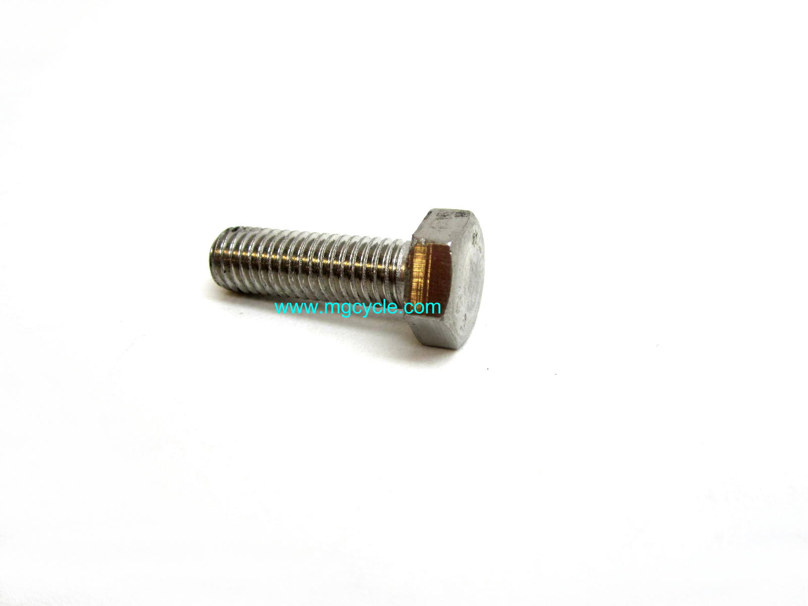 8mm stainless steel hex bolt, 25mm long