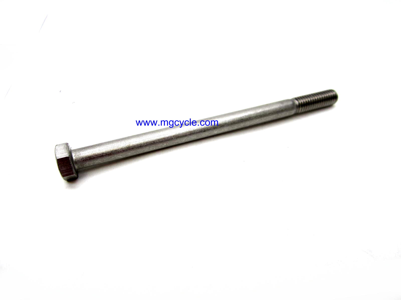 120mm long M8 bolt, loop fuel tank, EBC disks, stainless