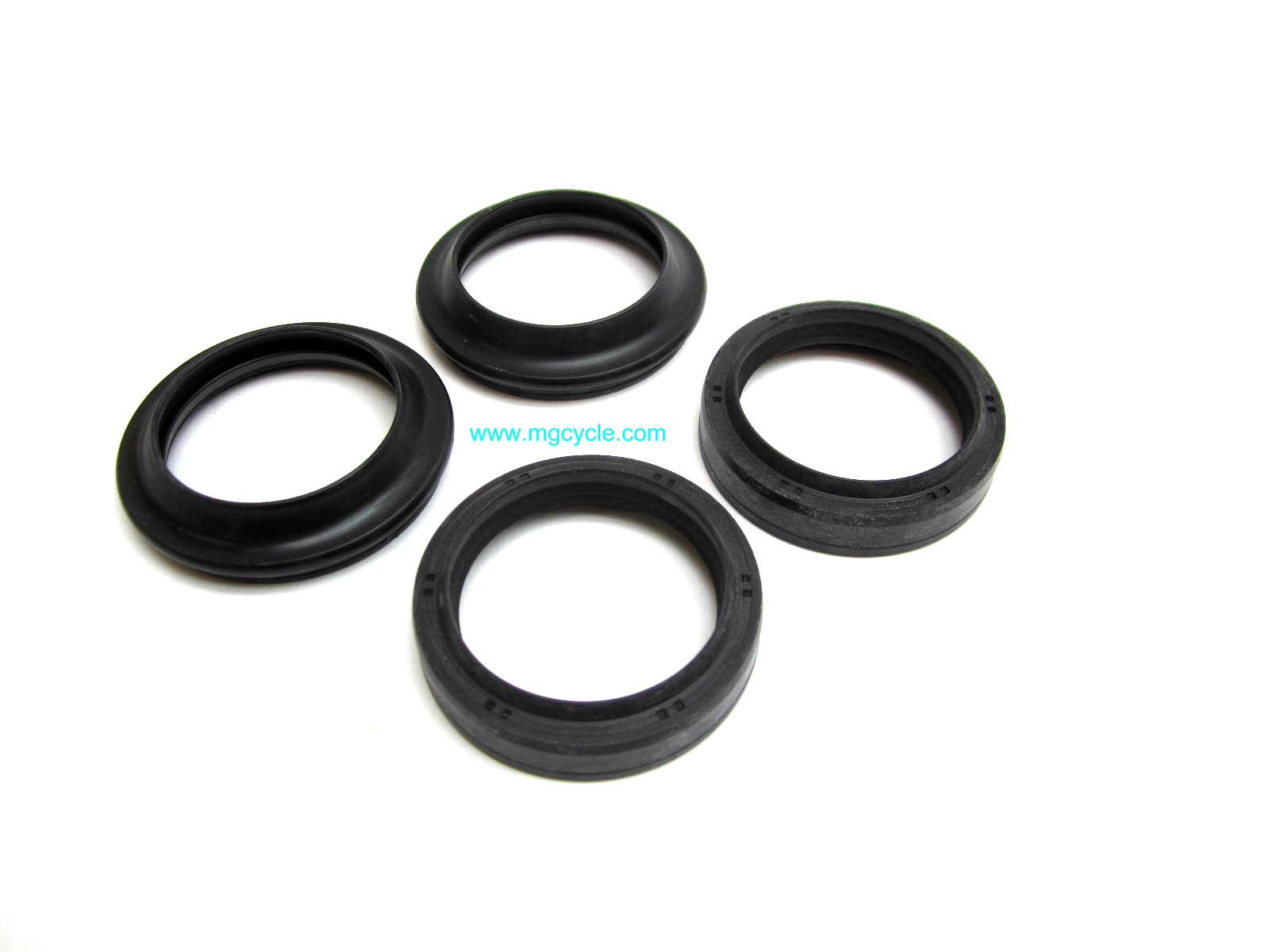 Ohlins fork seals kit for Ohlins equipped V11 series
