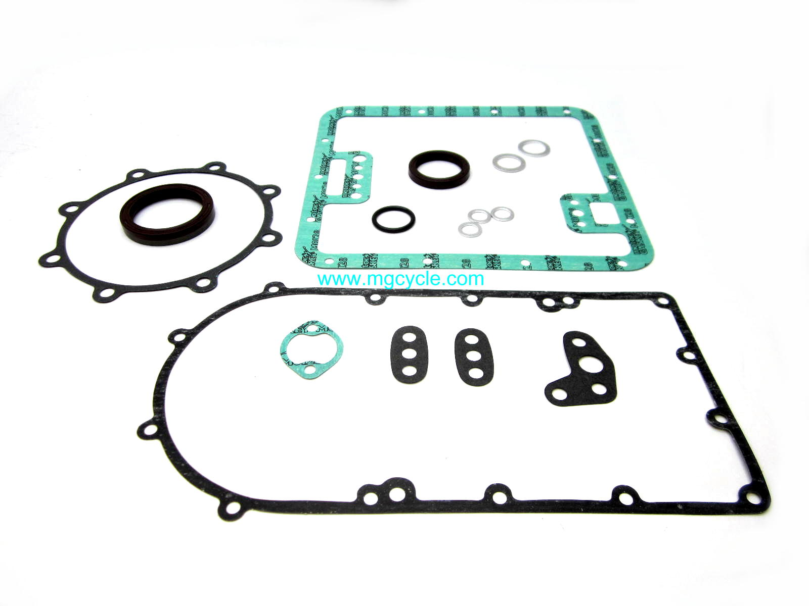 Bottom end gasket/seal/oring kit Ambassador Eldorado 850GT