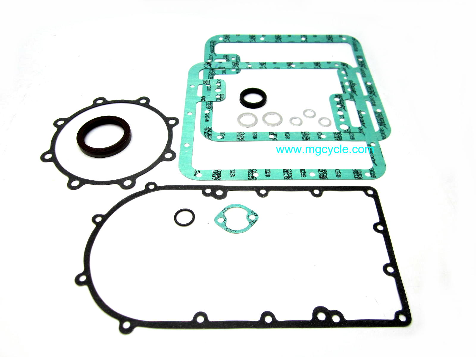 Bottom end gasket/seal/oring kit 850's 1000's with oil filter
