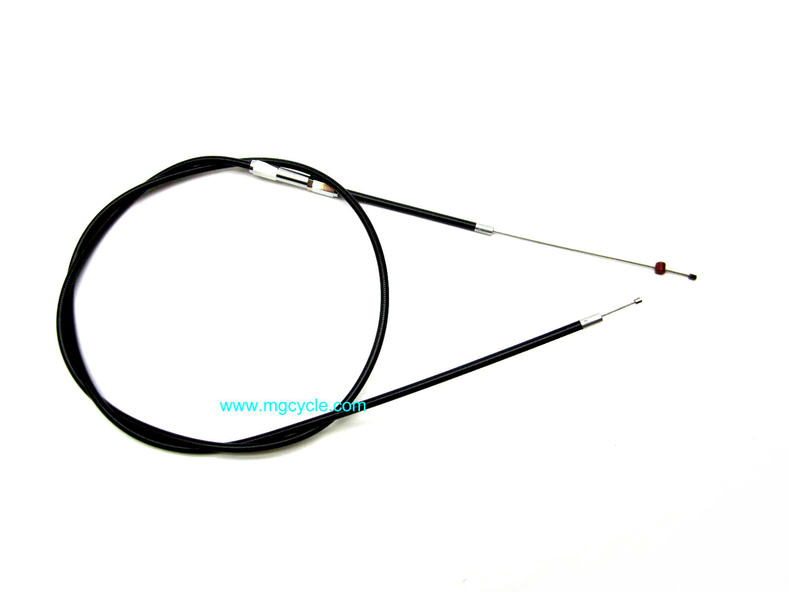 47 inch custom throttle cable, Tommaselli 2C to Dellorto PHF PHM