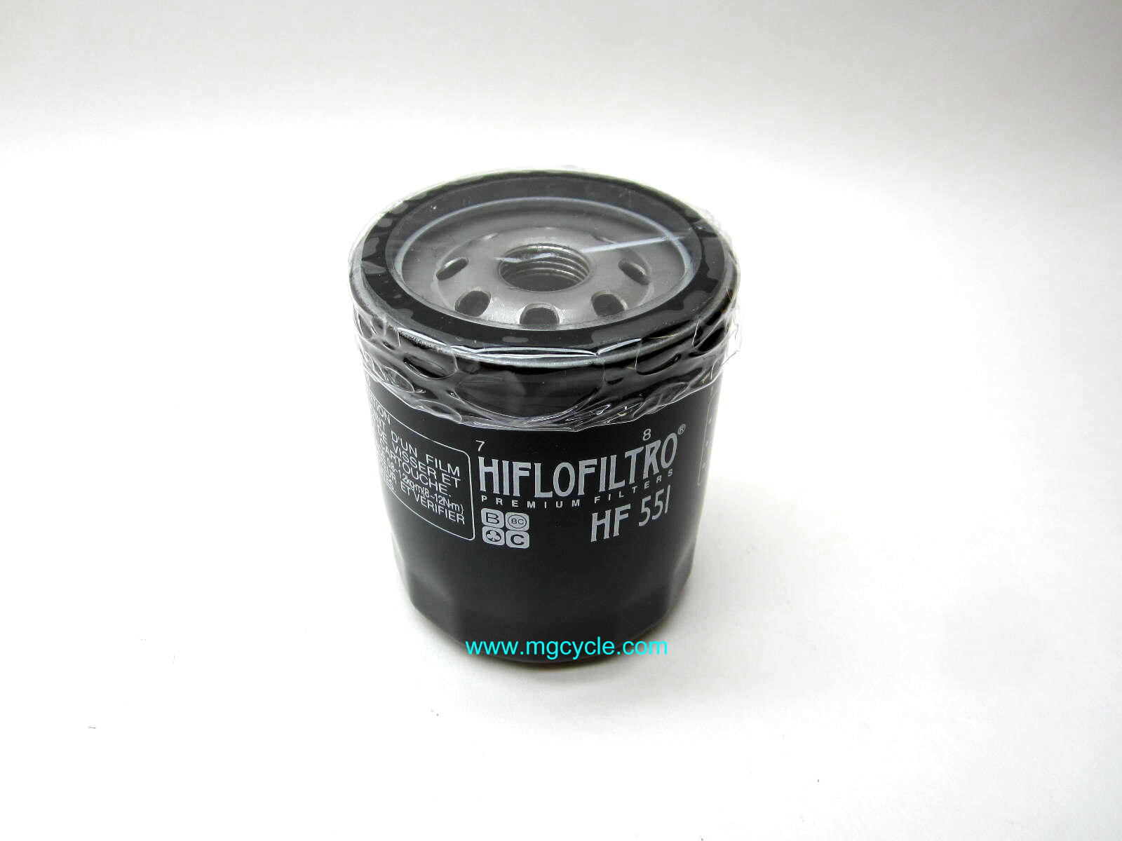 HiFlowFiltro oil filter, all 1100cc and 1200cc  models