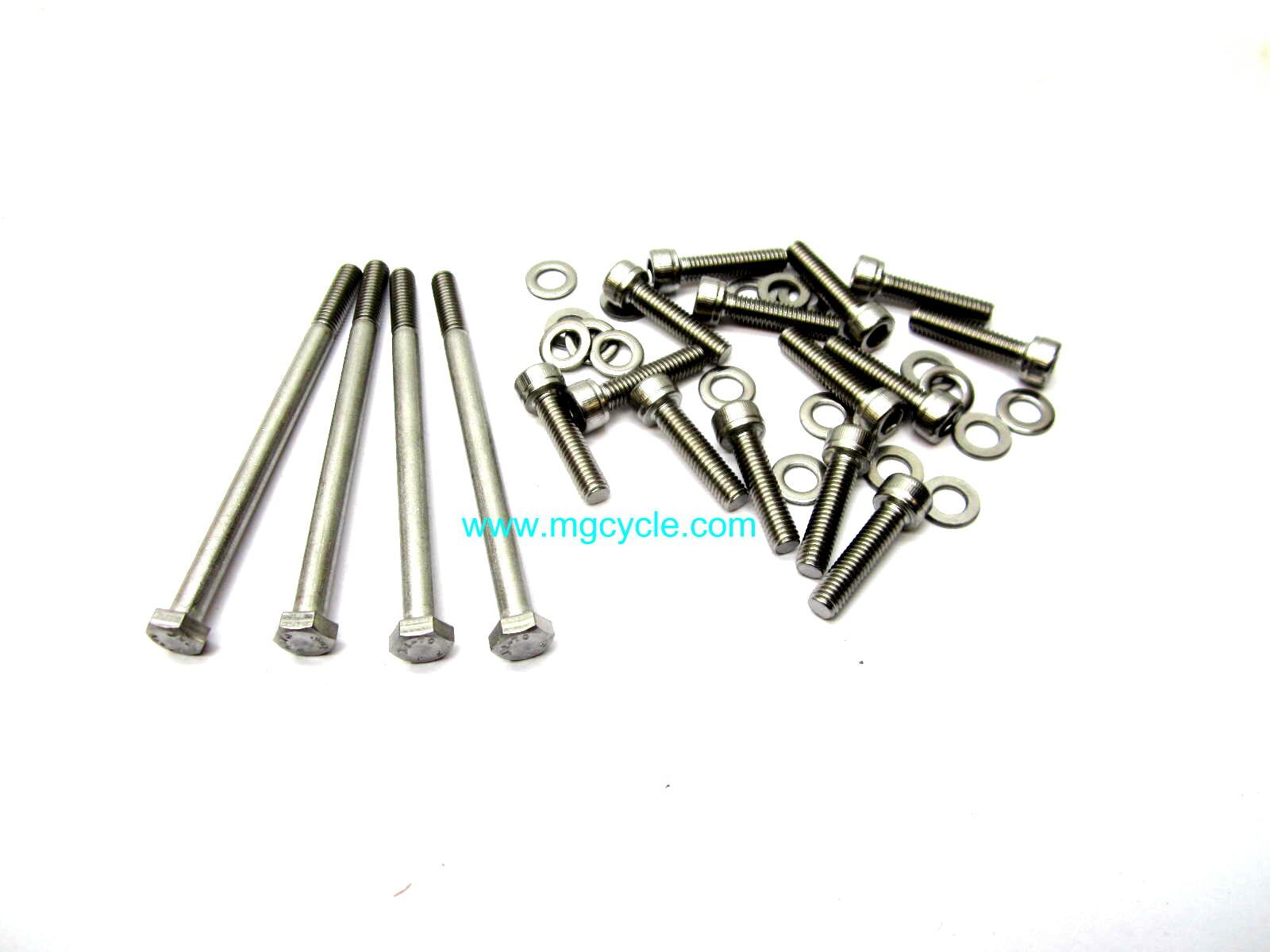oil pan bolt kit for deep oil pan V11 California series