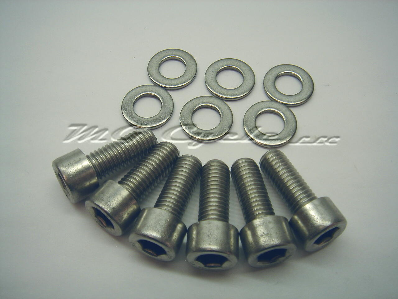 Stainless fastener kit for brake calipers California 1100, Cal3