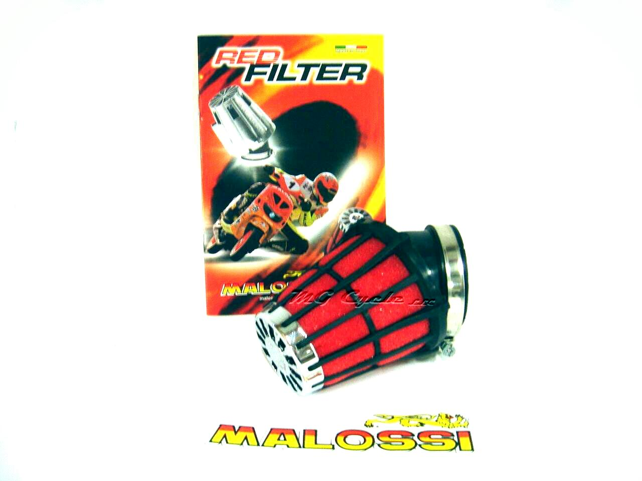 Malossi foam air filter for PHM carburetors