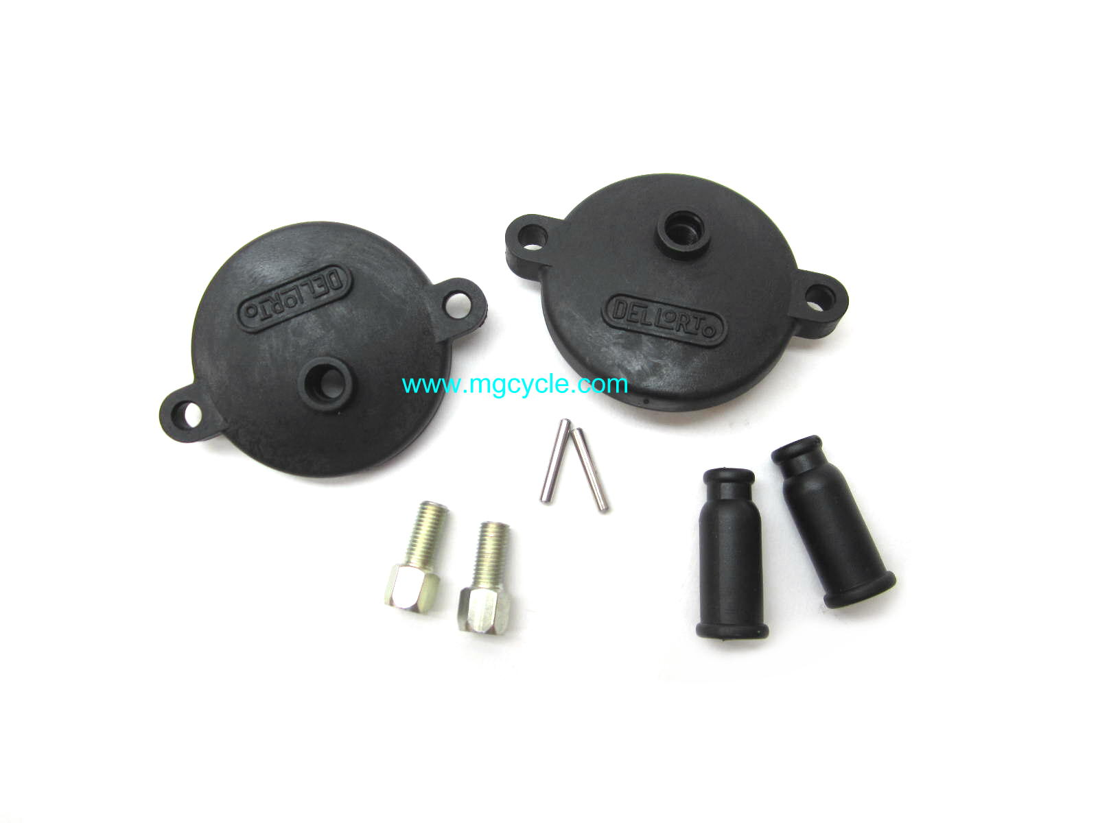 Dellorto carb cover kit for PHF30 - PHF36 carburators