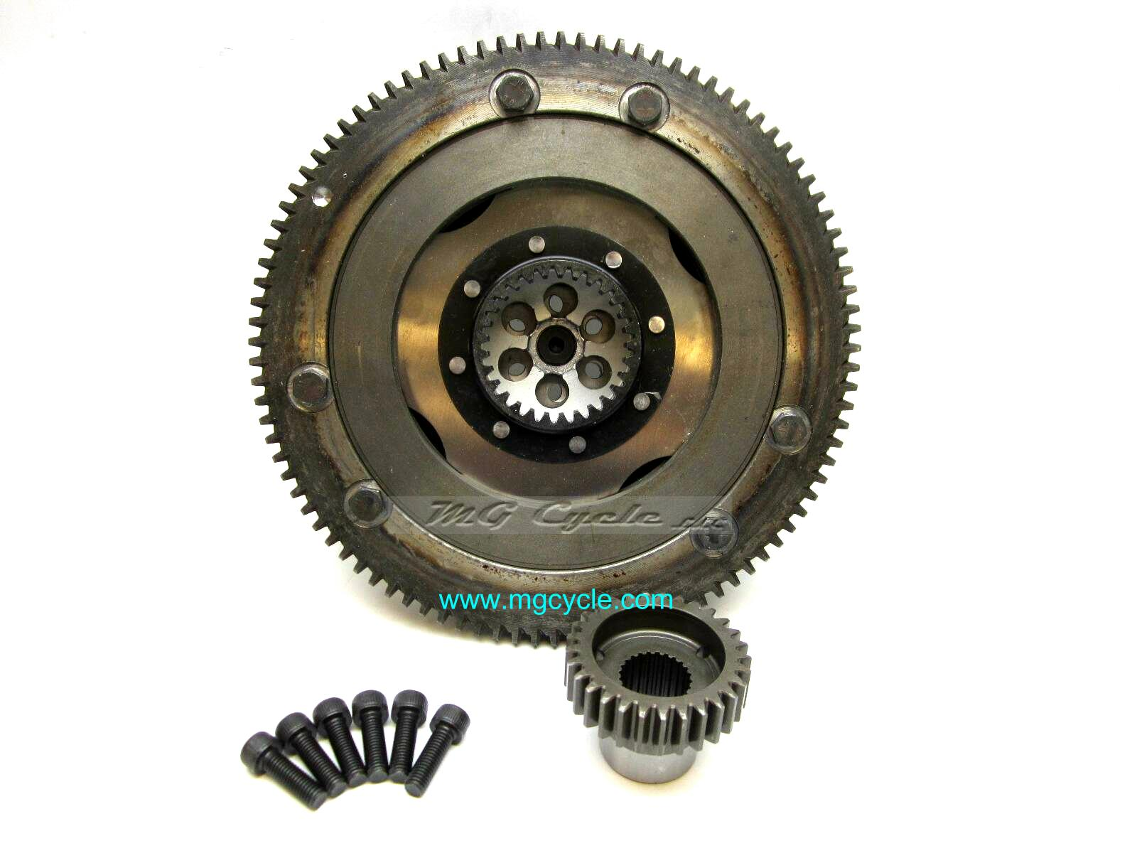 RAM low inertia clutch kit, bikes with no flywheel sensors