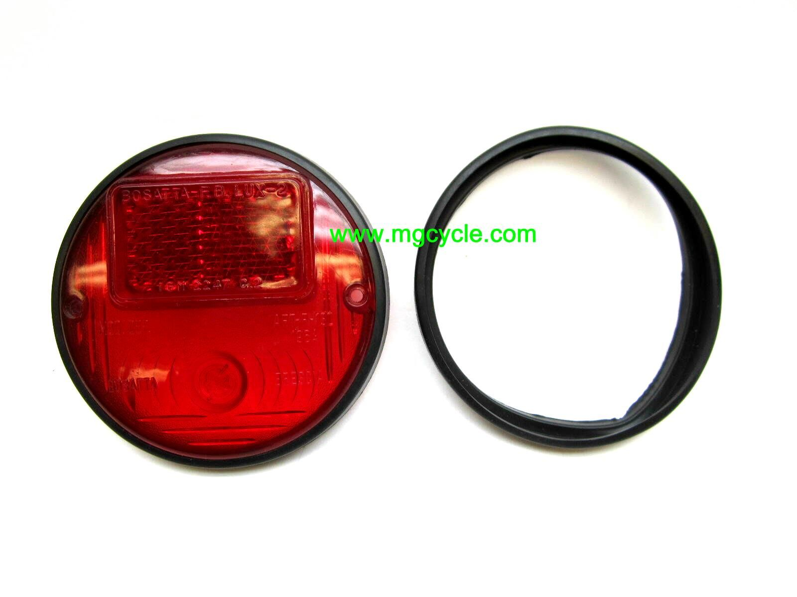 gasket for european version tail light lens