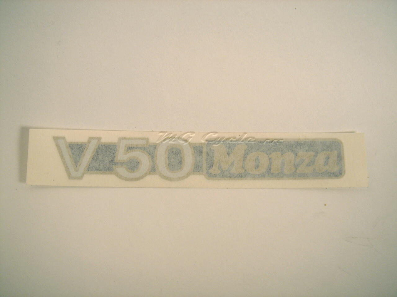 side cover decal V50 Monza