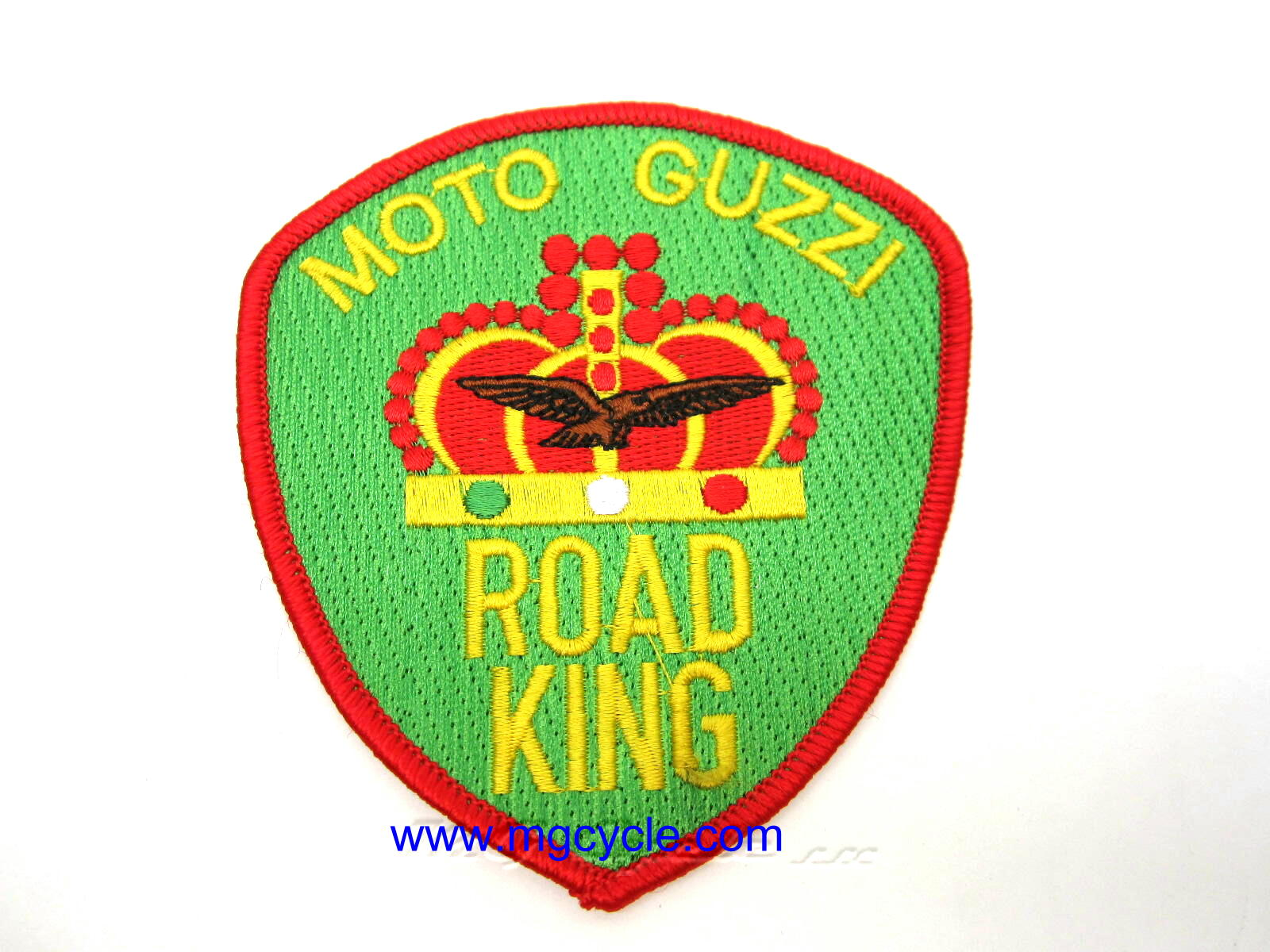 Road King patch