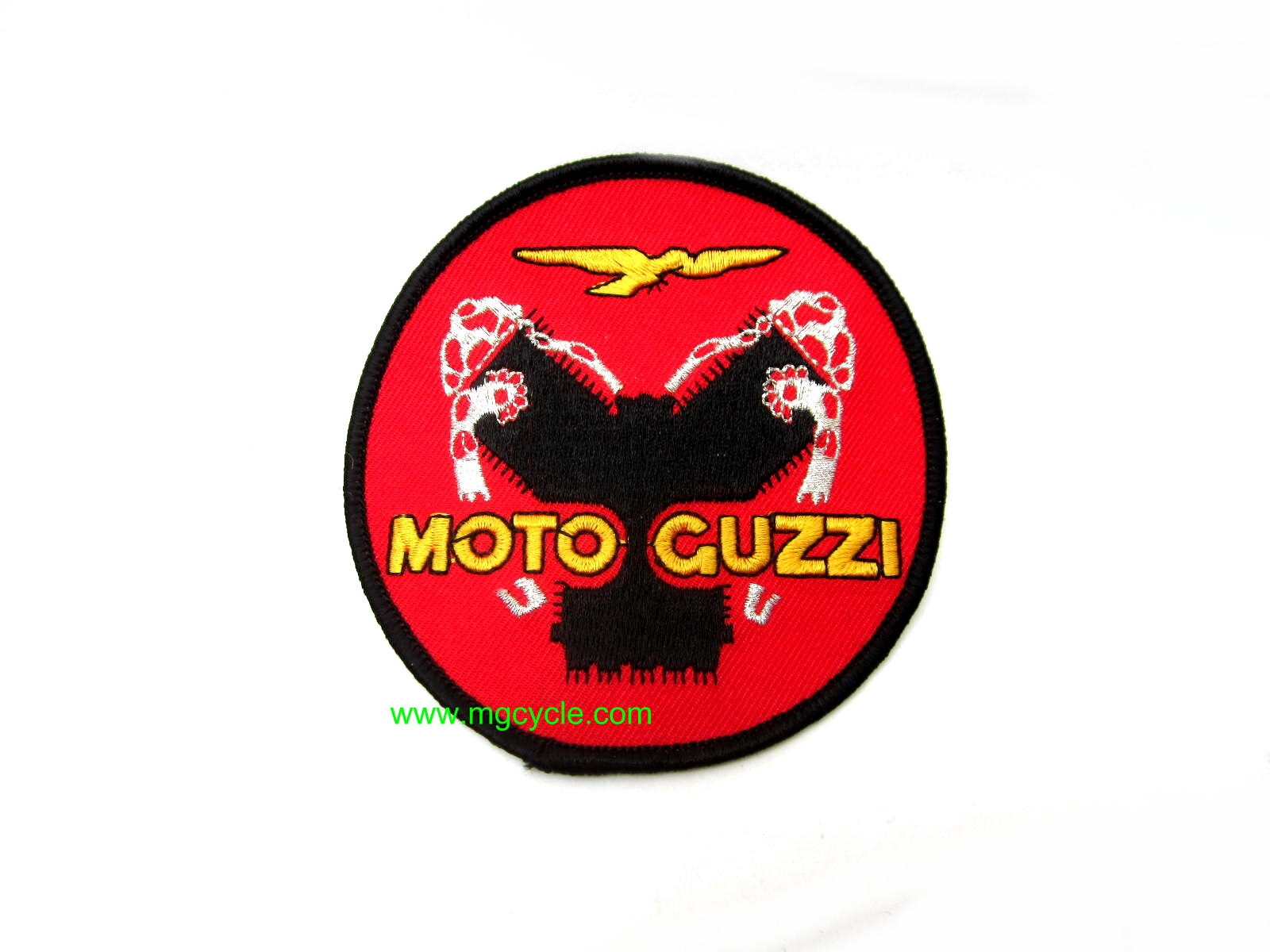 Guzzi engine patch