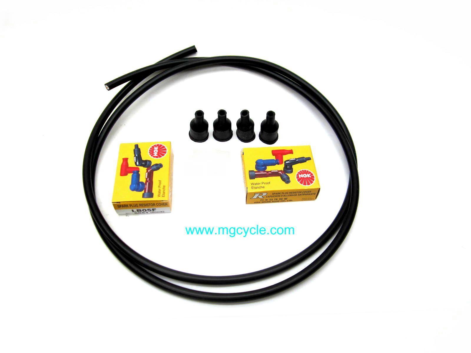 Ignition System Mg Cycle Moto Guzzi Parts And Accessories 1971 El Dorado Headlight Wiring Harness Wire Kit For V700 Ambassador Eldorado