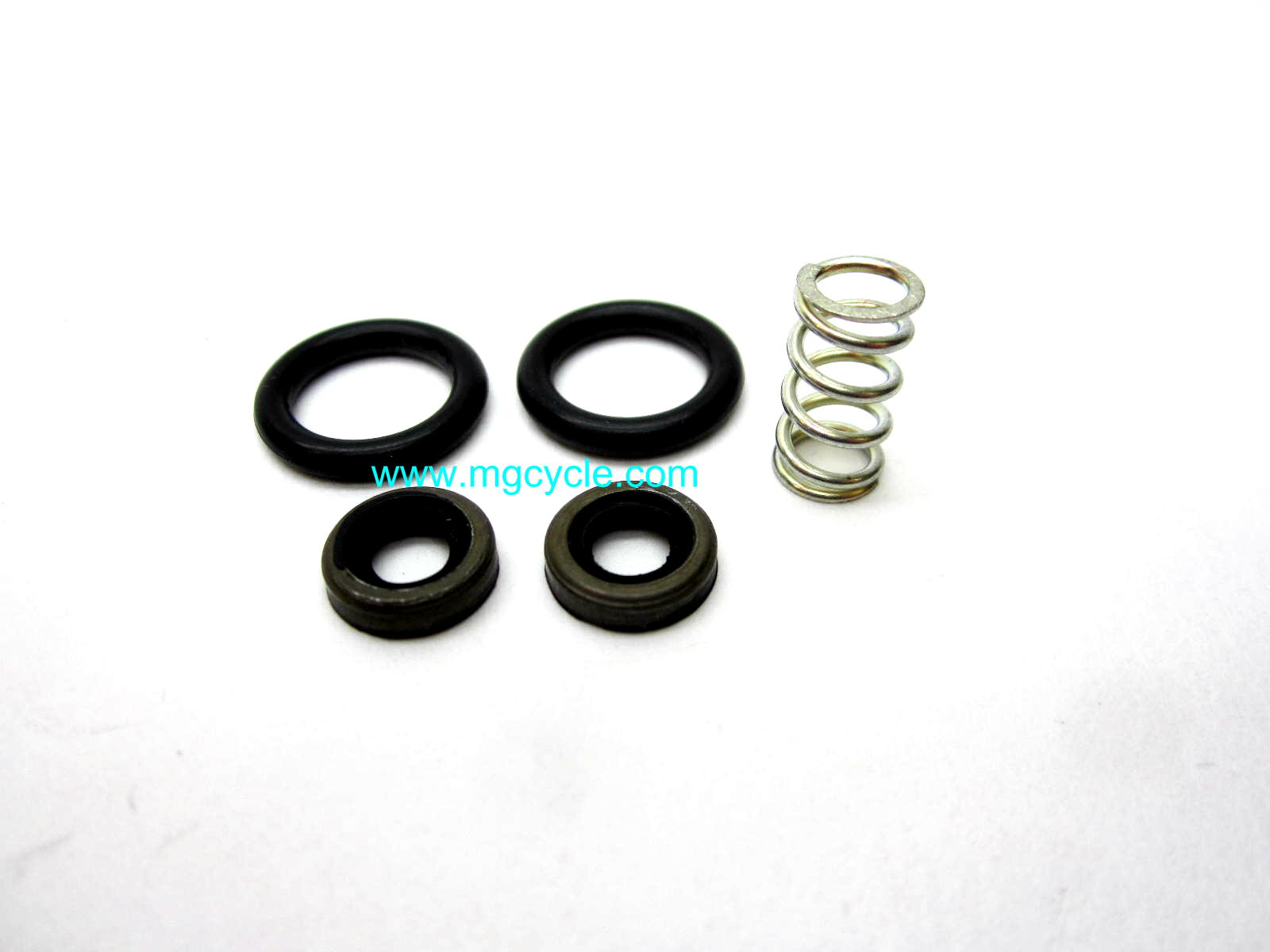 Replacement seal and oring kit for hydraulic clutch slave cylind