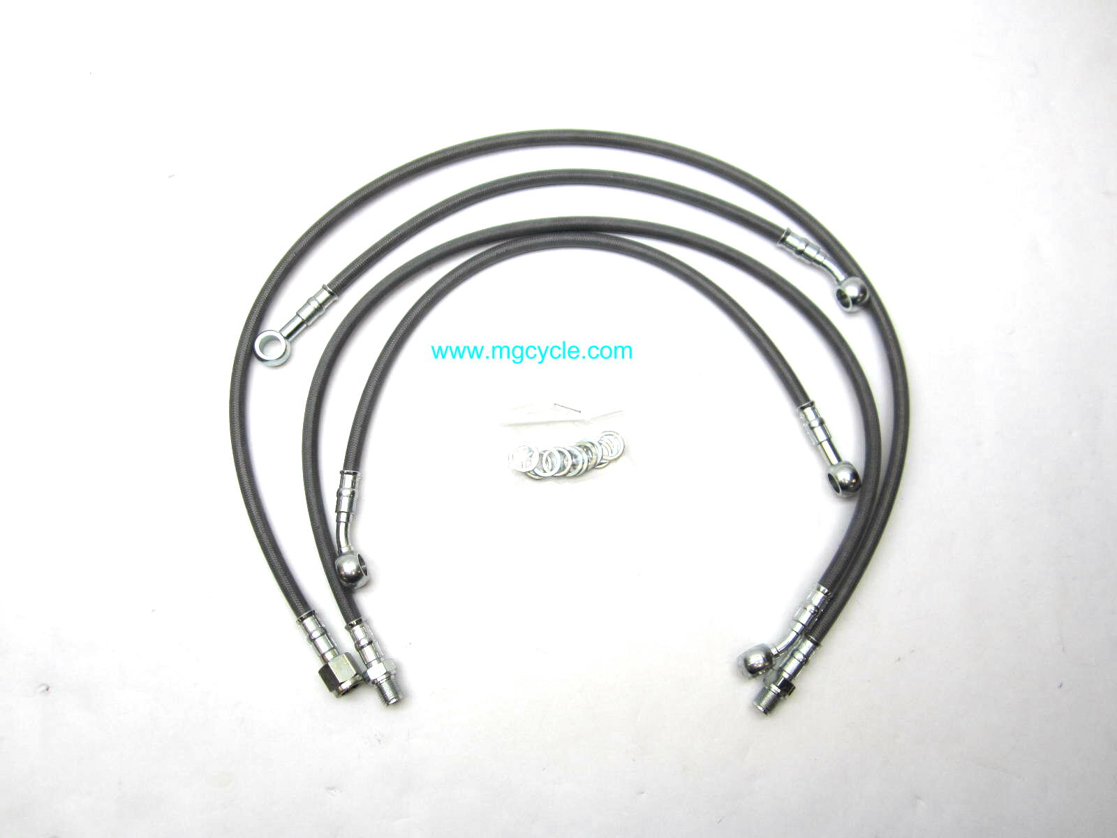 stainless brake hose kit V65SP