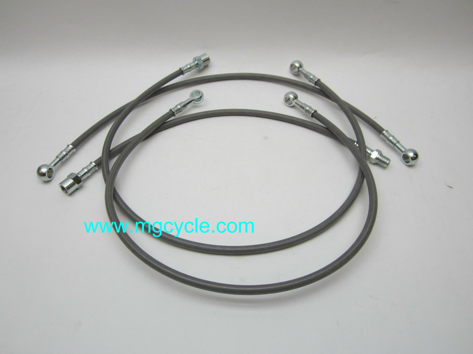 stainless brake line kit, 850 LeMans 1976-1978