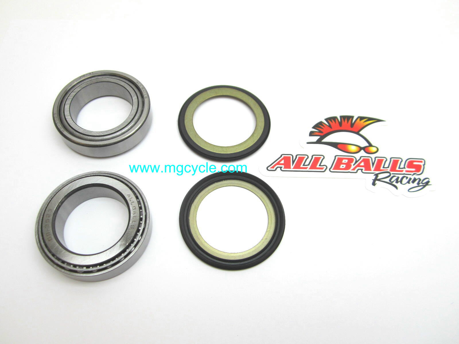 All Ballz steering head bearing kit