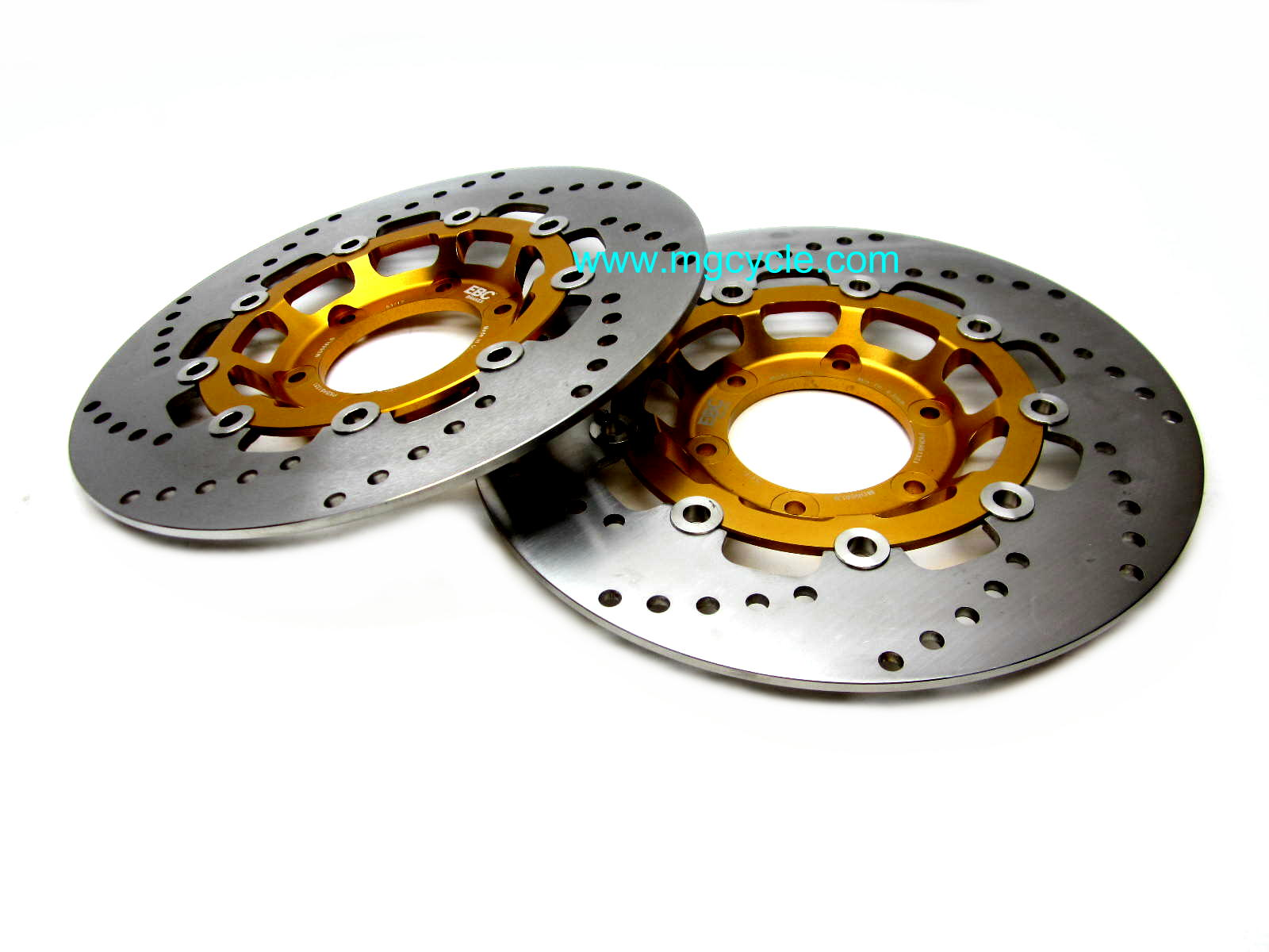 EBC 300mm Pro-Lite brake disc pair 1000SP 850-T3 Cal2