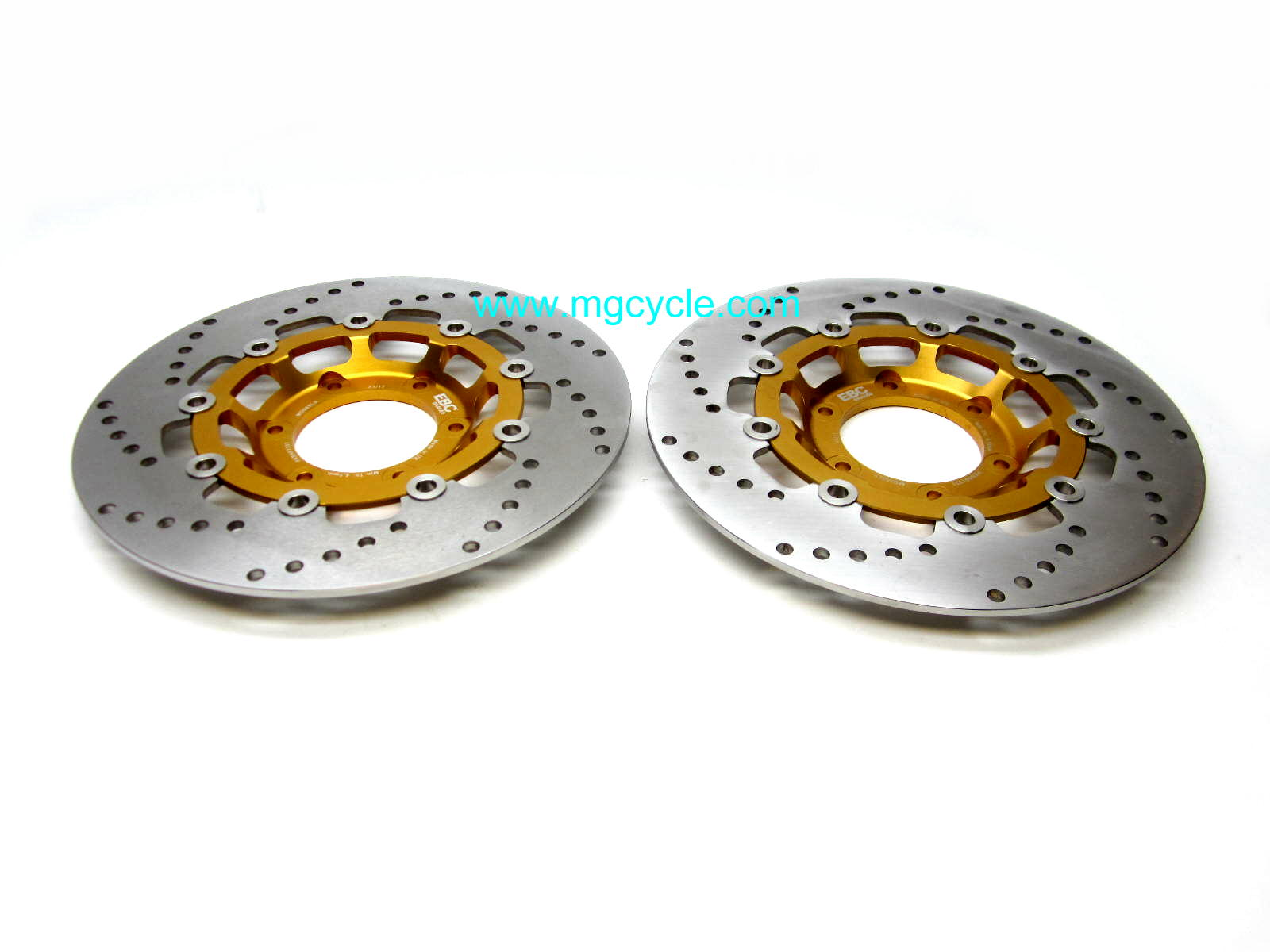 EBC 300mm Pro-lite full floating brake disks, pair