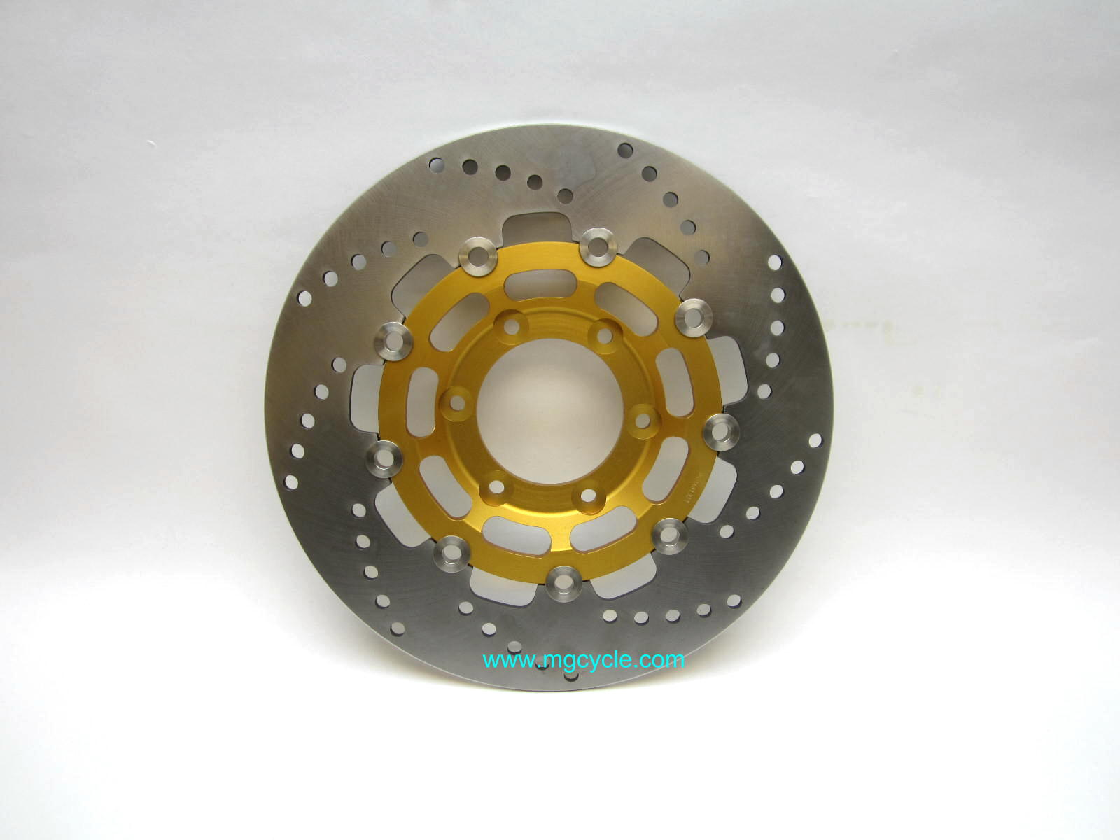 EBC 300mm Pro-lite full floating brake disks, right side