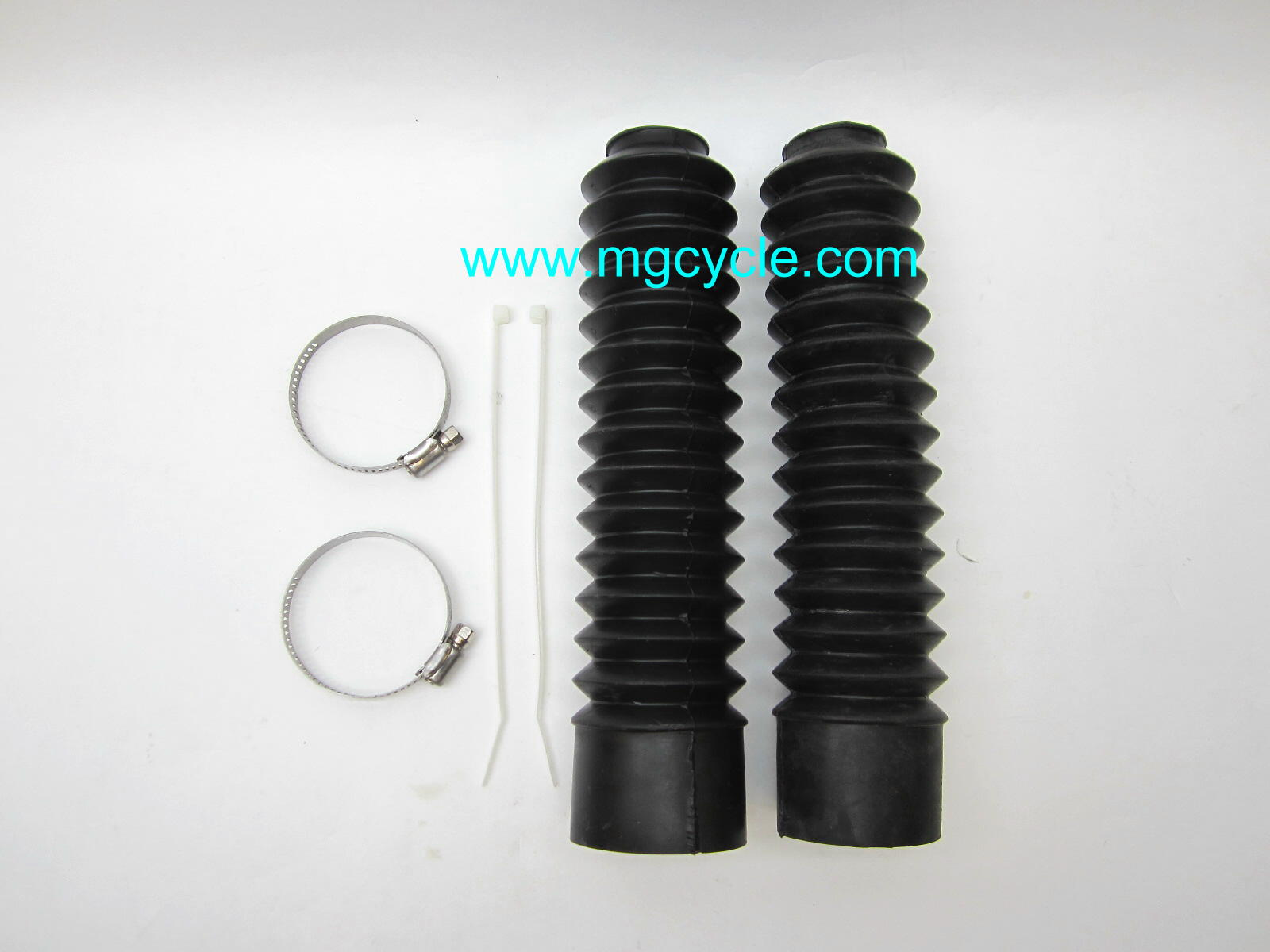 fork boot kit, fork gaiters for 32-38mm fork tubes