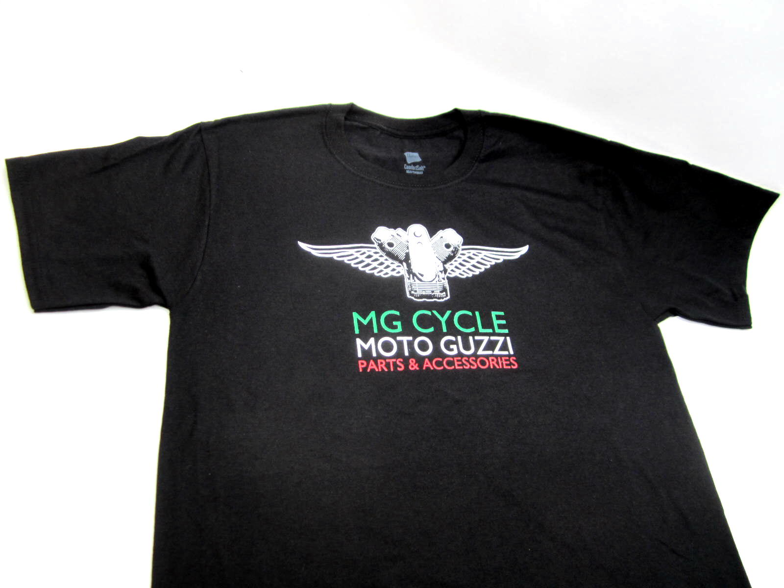 MG Cycle T shirt Small