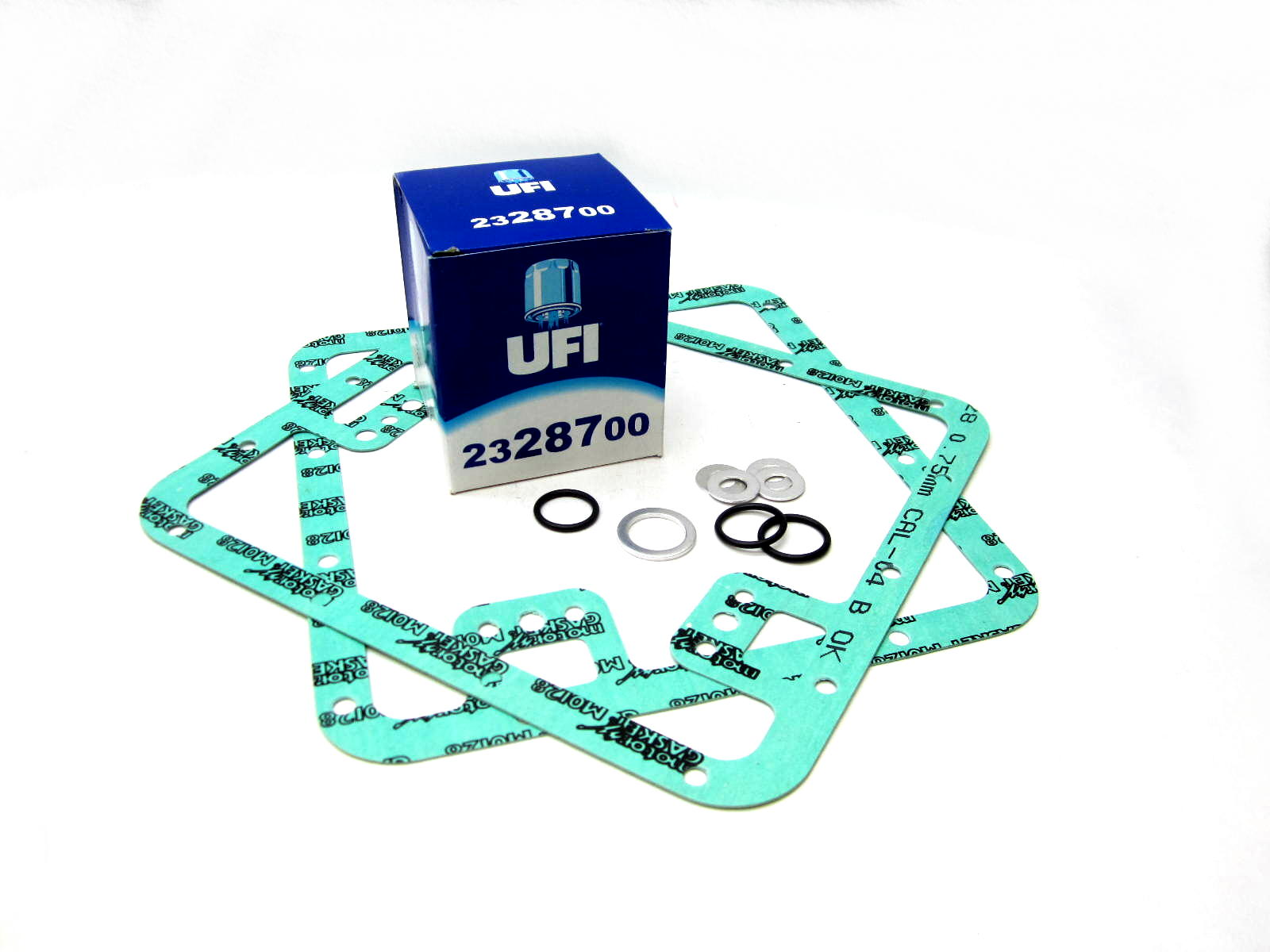 UFI oil change kit for 1100cc California models