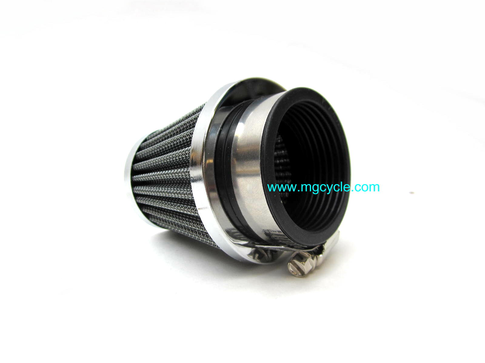 conical air filter pod for PHF30 and PHF36 carburetors