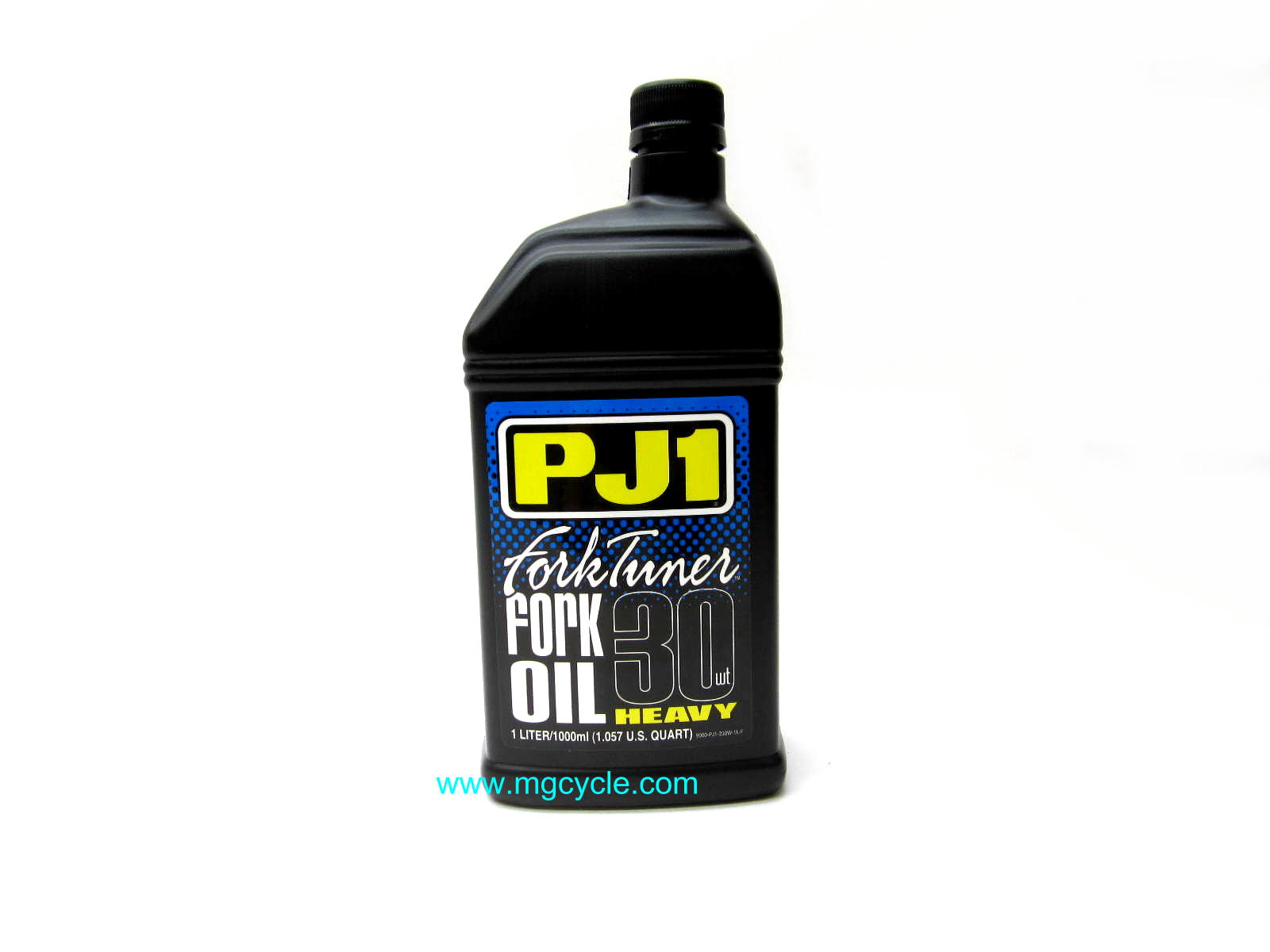PJ1 Fork Tuner fork oil 30W heavy, 1 liter bottle