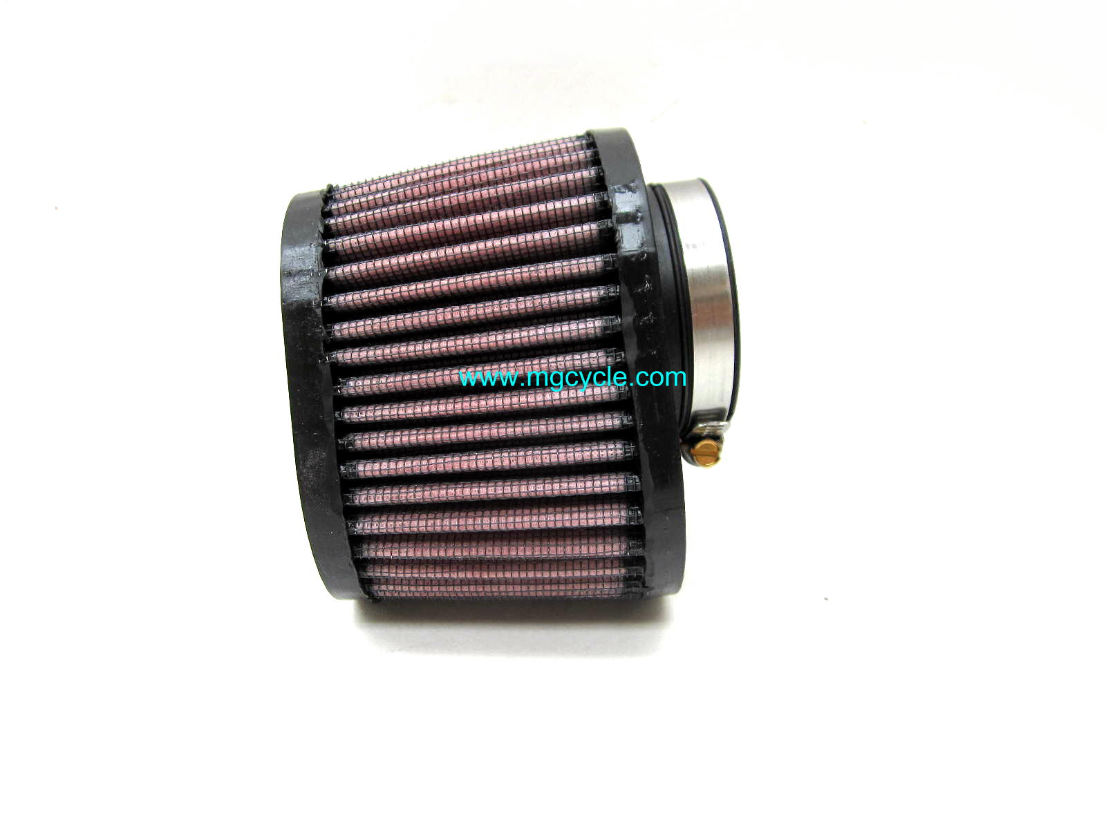 K&N air filter, for PHF30, 36 - T3 etc style velocity stacks