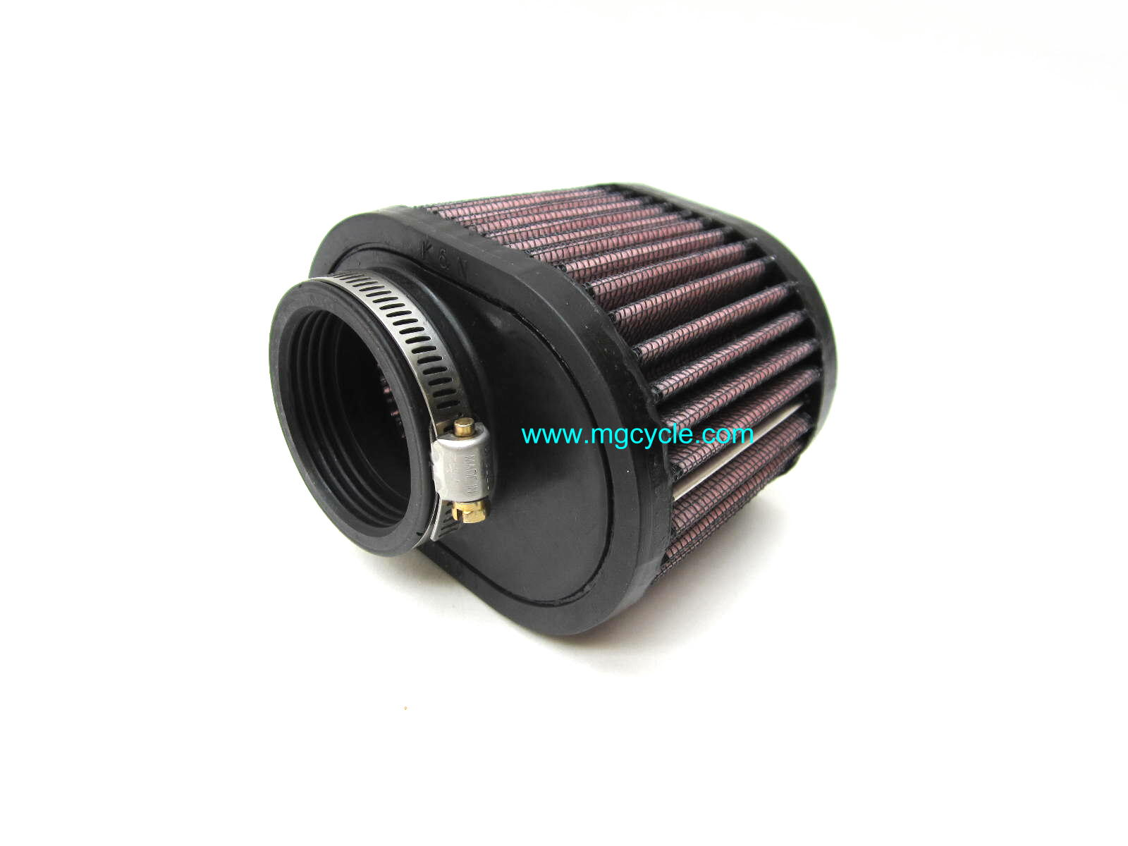 K&N air filter for PHF30/32/34/36 - T3 etc style velocity stacks