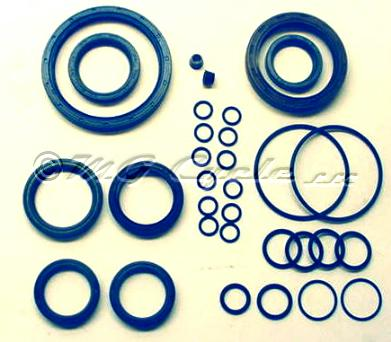 Rubber seal and o-ring kit T3, LM, SP, G5 all seals and orings