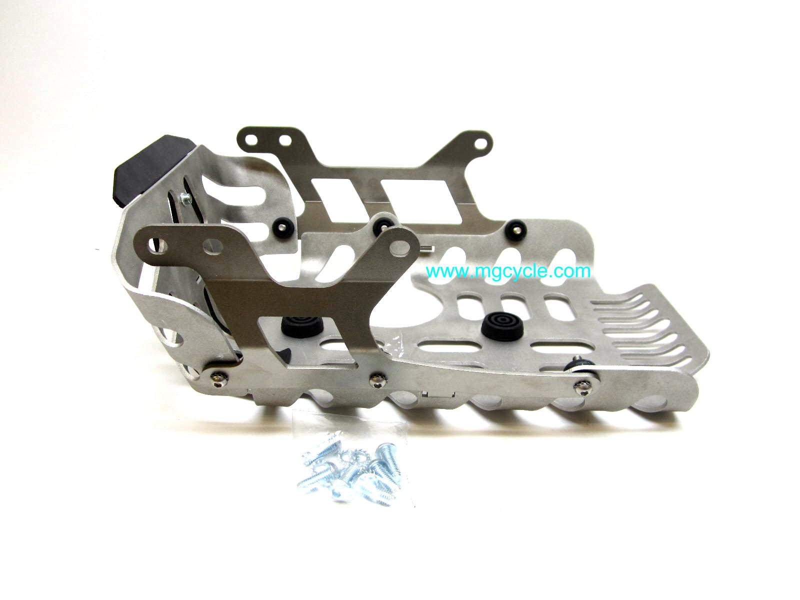 Skid Plate Engine Sump Protection for Stelvio 1200