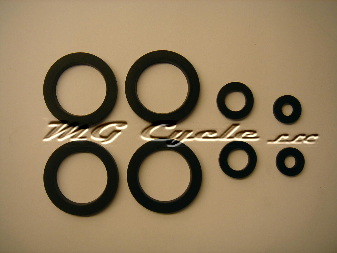 Fork gasket overhaul kit, Airone, Falcone