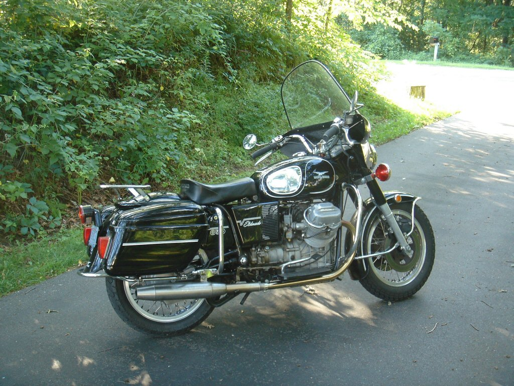 1974 Moto Guzzi Eldorado Mg Cycle Moto Guzzi Parts And