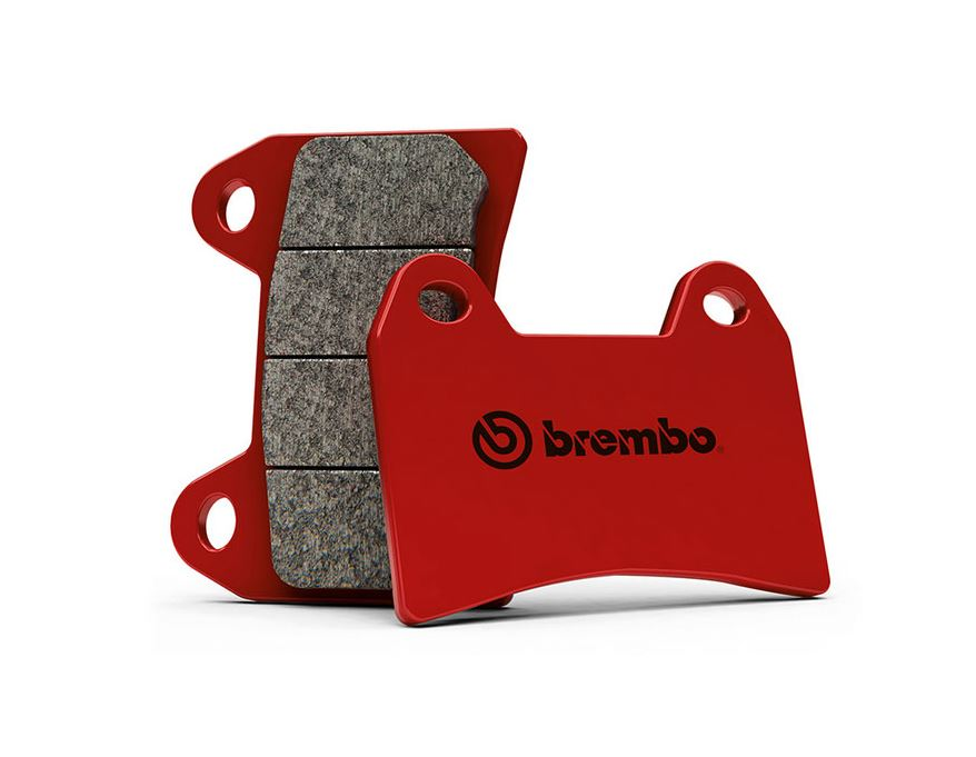 Best Brembo Street Brake Pad: front brakes most models 2001-2020
