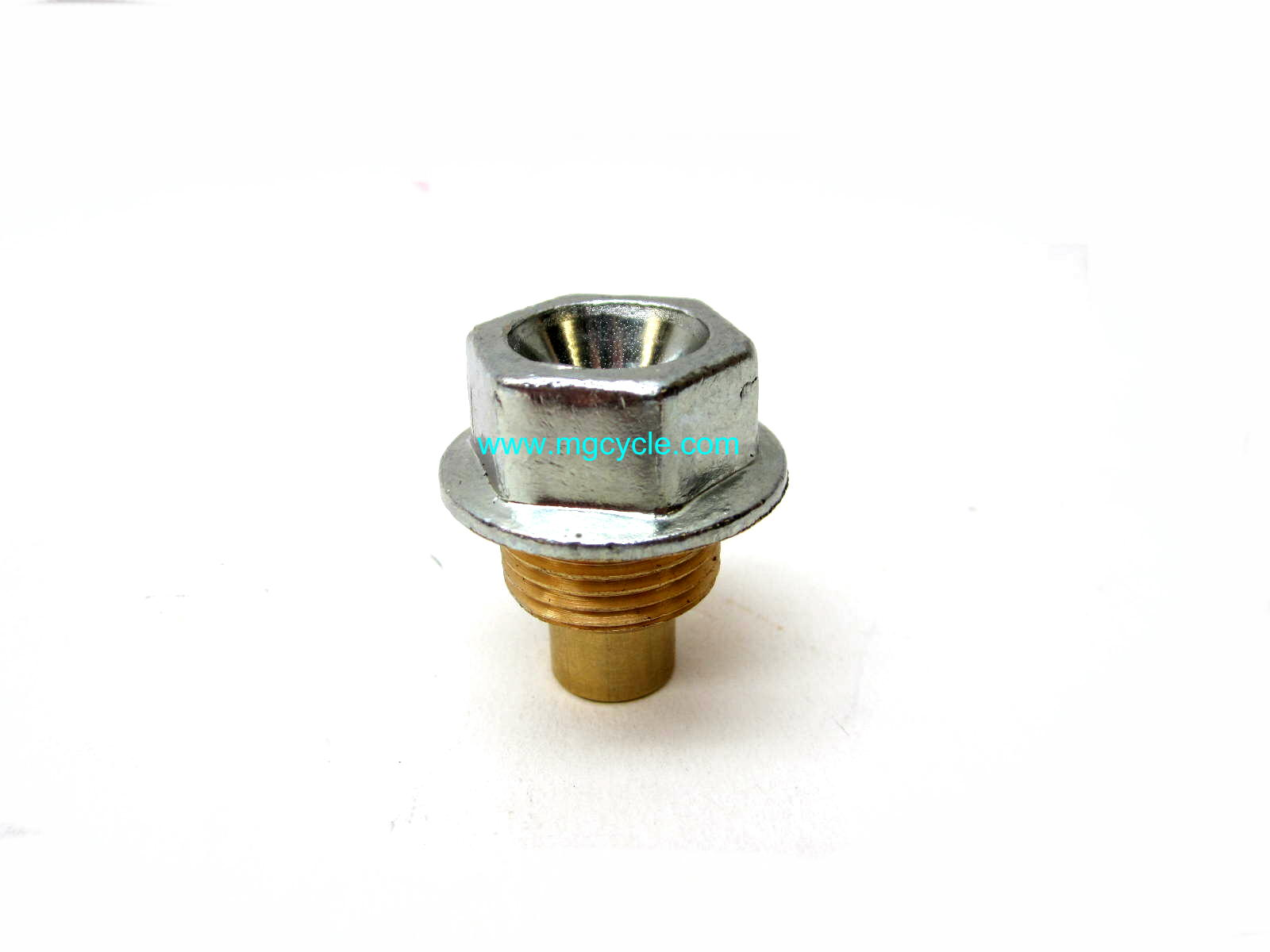 Oil drain plug with built in magnet GU12003702