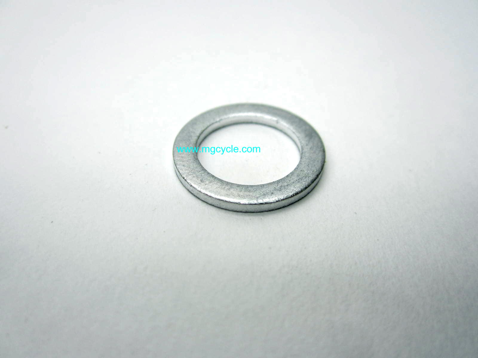 Aluminum seal washer, 12mm ID GU12006400